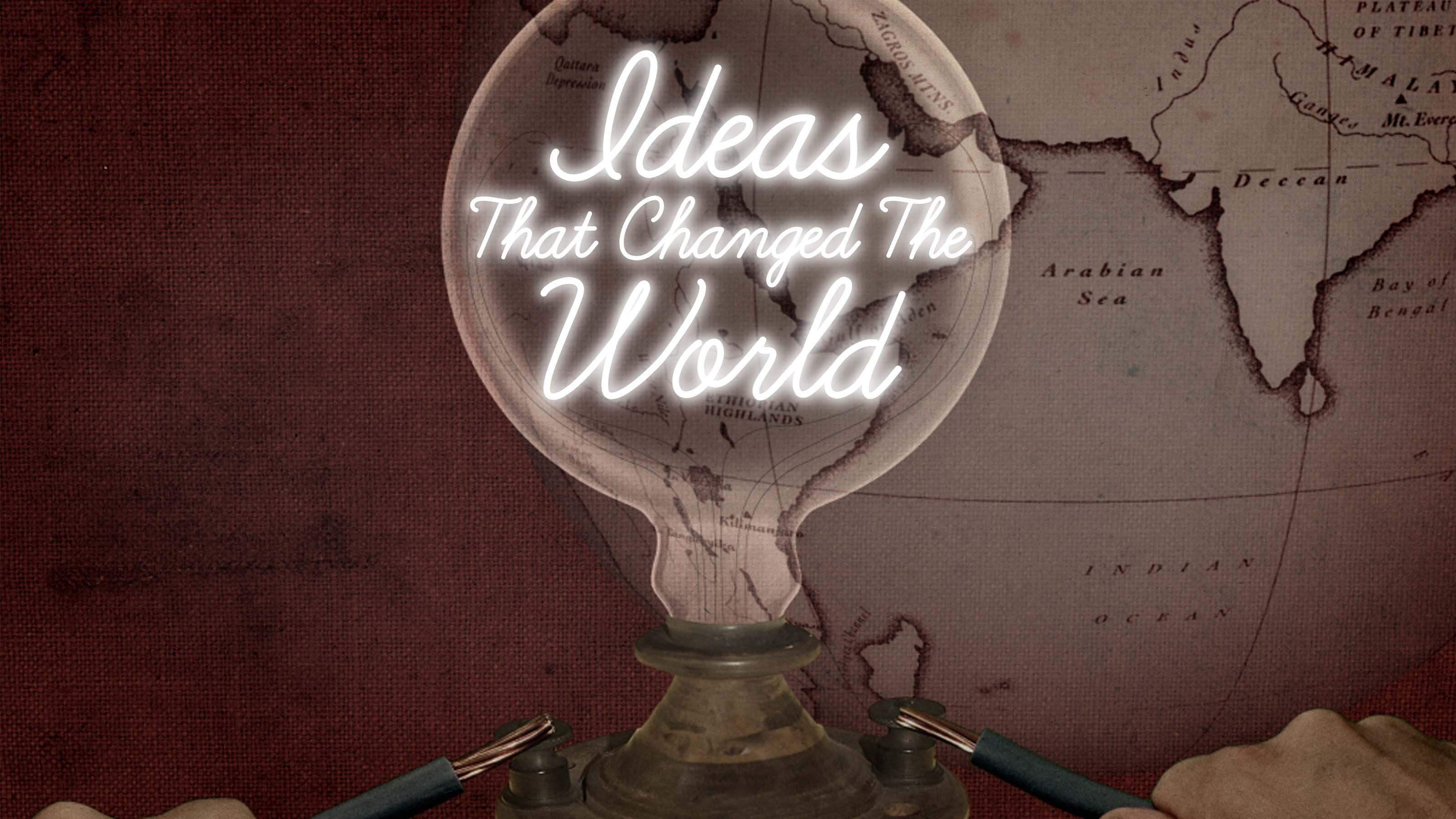 standard chartered sponsors 'ideas that changed the world' series on