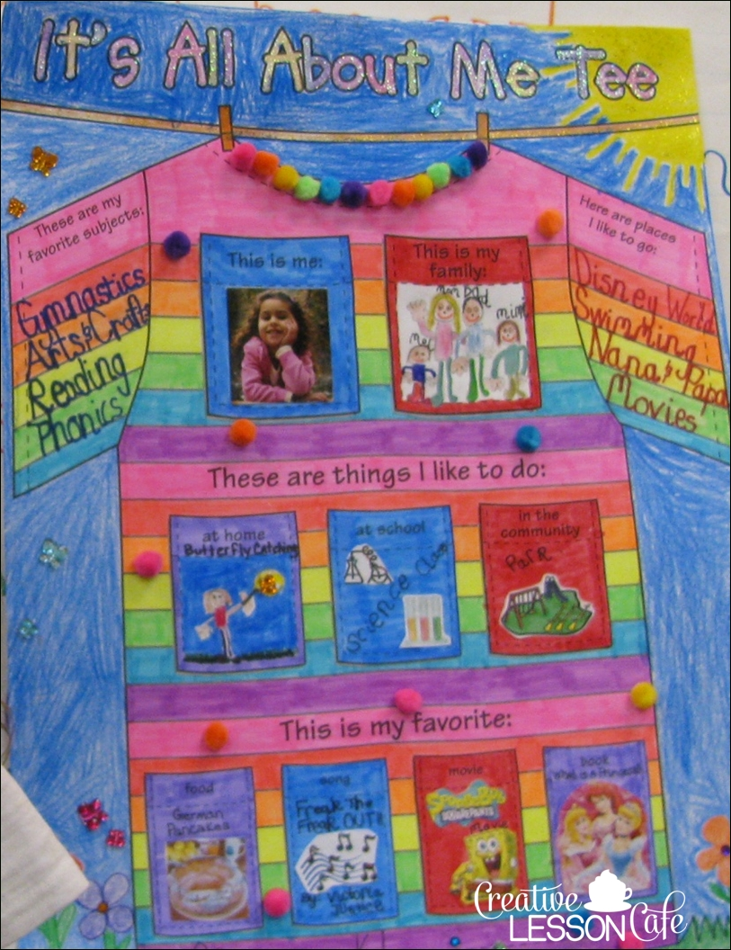 star student~ all about me posters! | back to school | pinterest