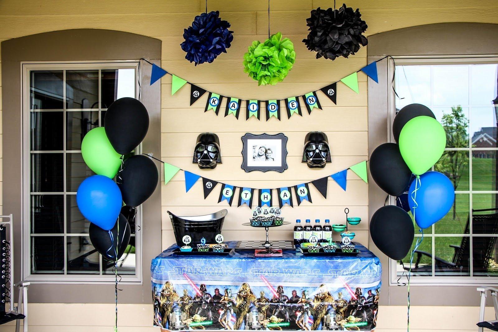 10 Lovely Star Wars Birthday Party Ideas star wars birthday party ideas prom dresses and beauty 2020