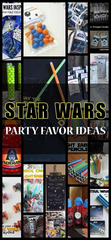 10 Trendy Star Wars Party Favor Ideas star wars party favor ideas party favour ideas star wars 2020