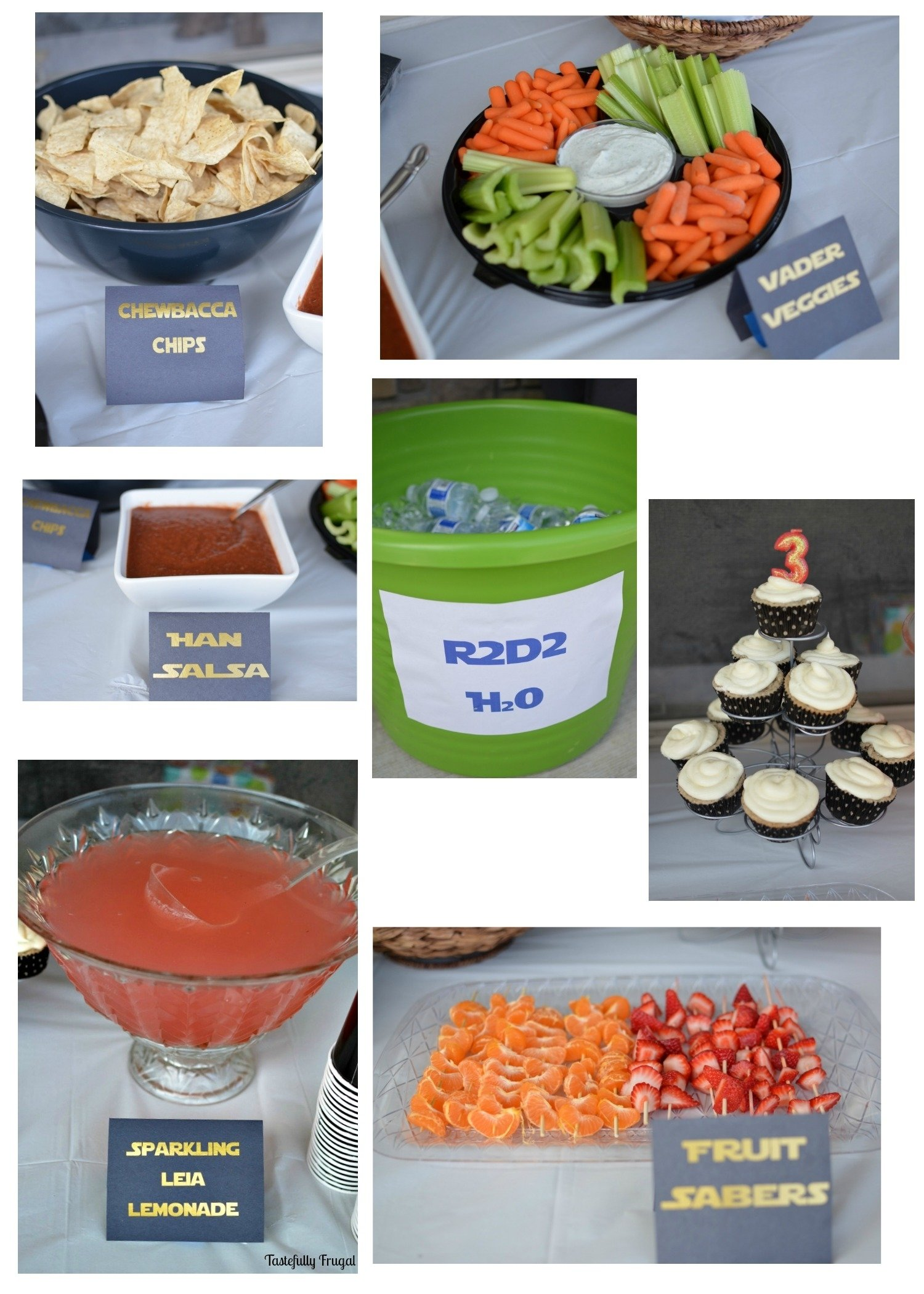 10 Unique Star Wars Party Food Ideas star wars party on a budget 2020