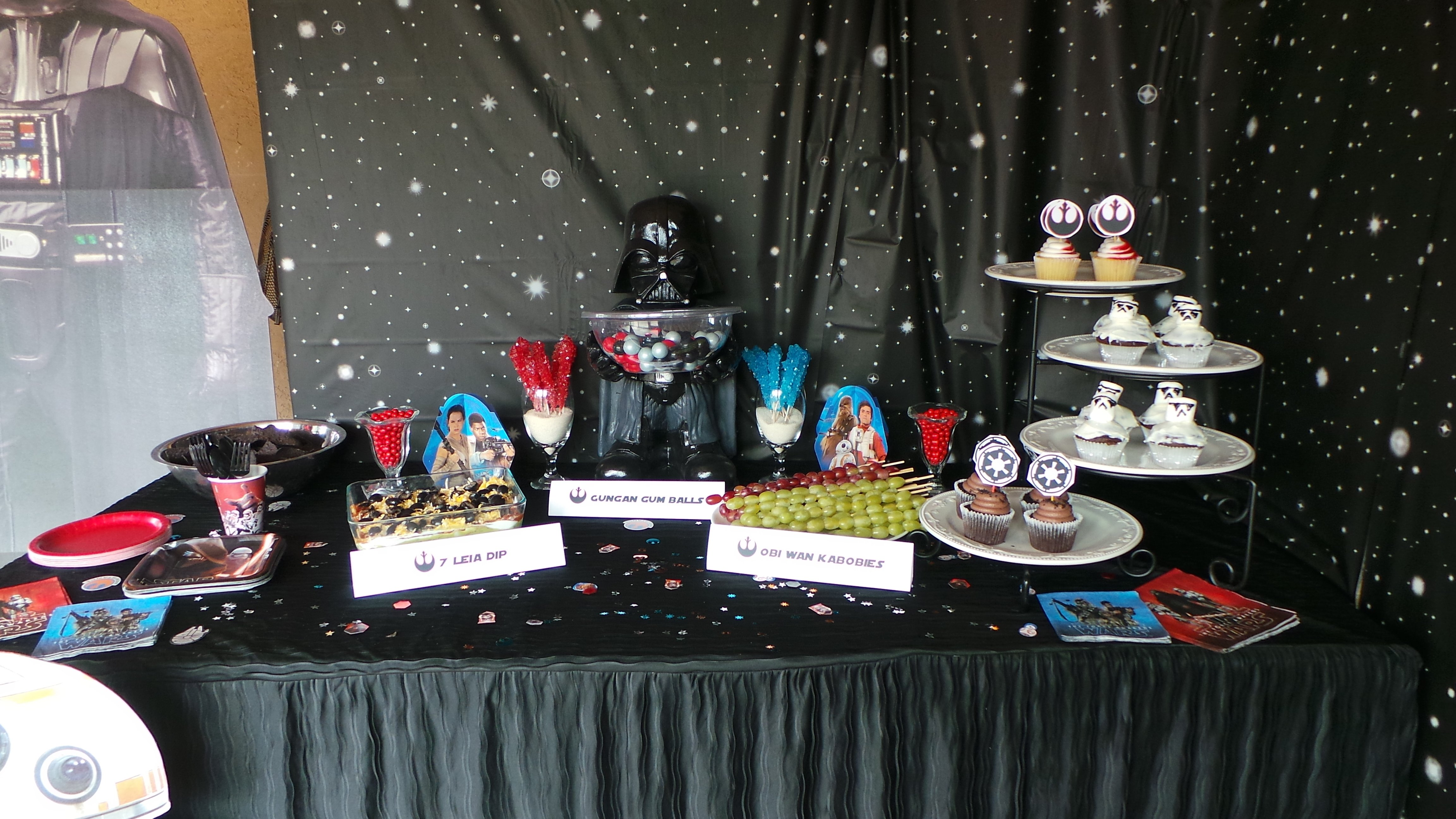 10 Lovely Star Wars Birthday Party Ideas star wars partykate hamernik birthday express 2020