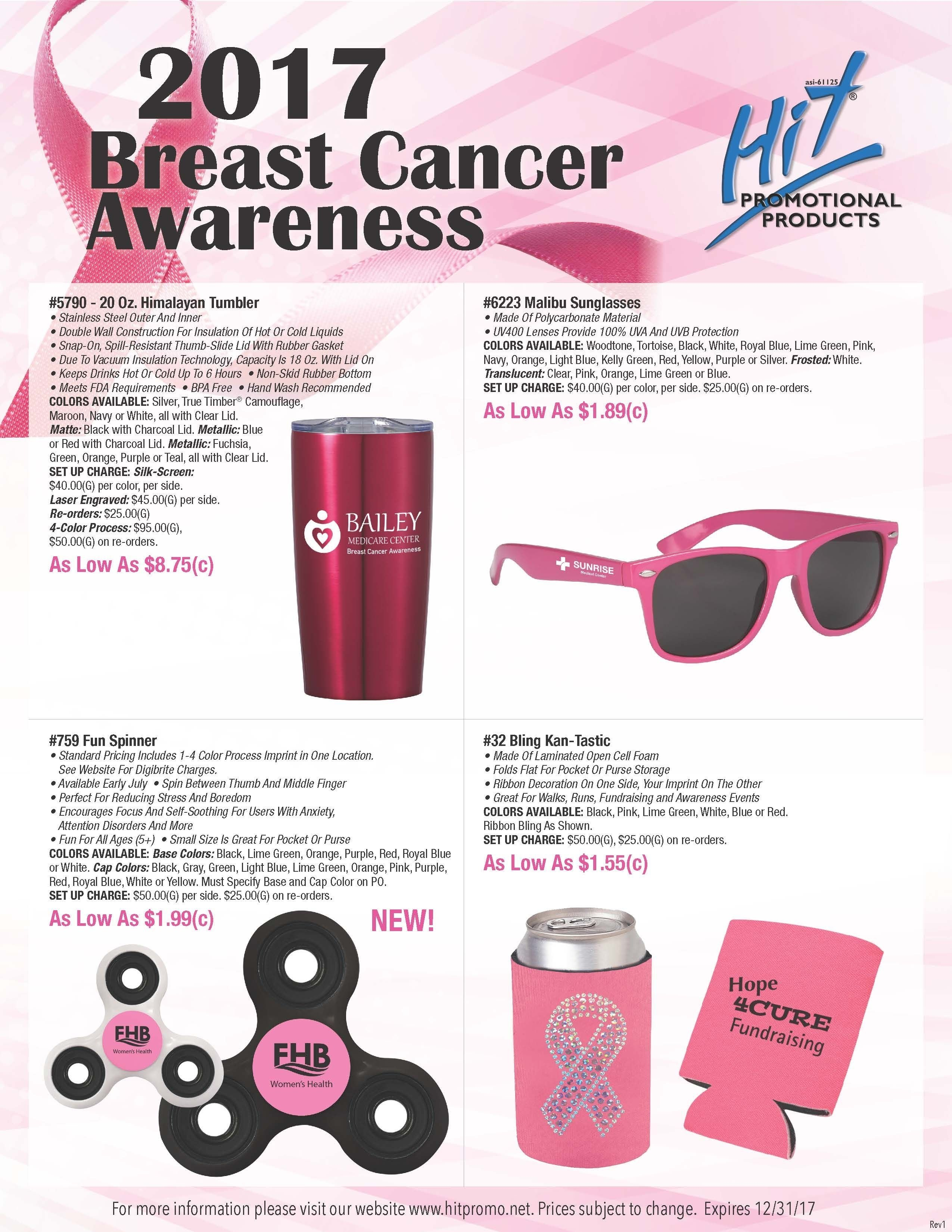 10 Elegant Breast Cancer Awareness Month Ideas start thinking pink october is breast cancer awareness month show