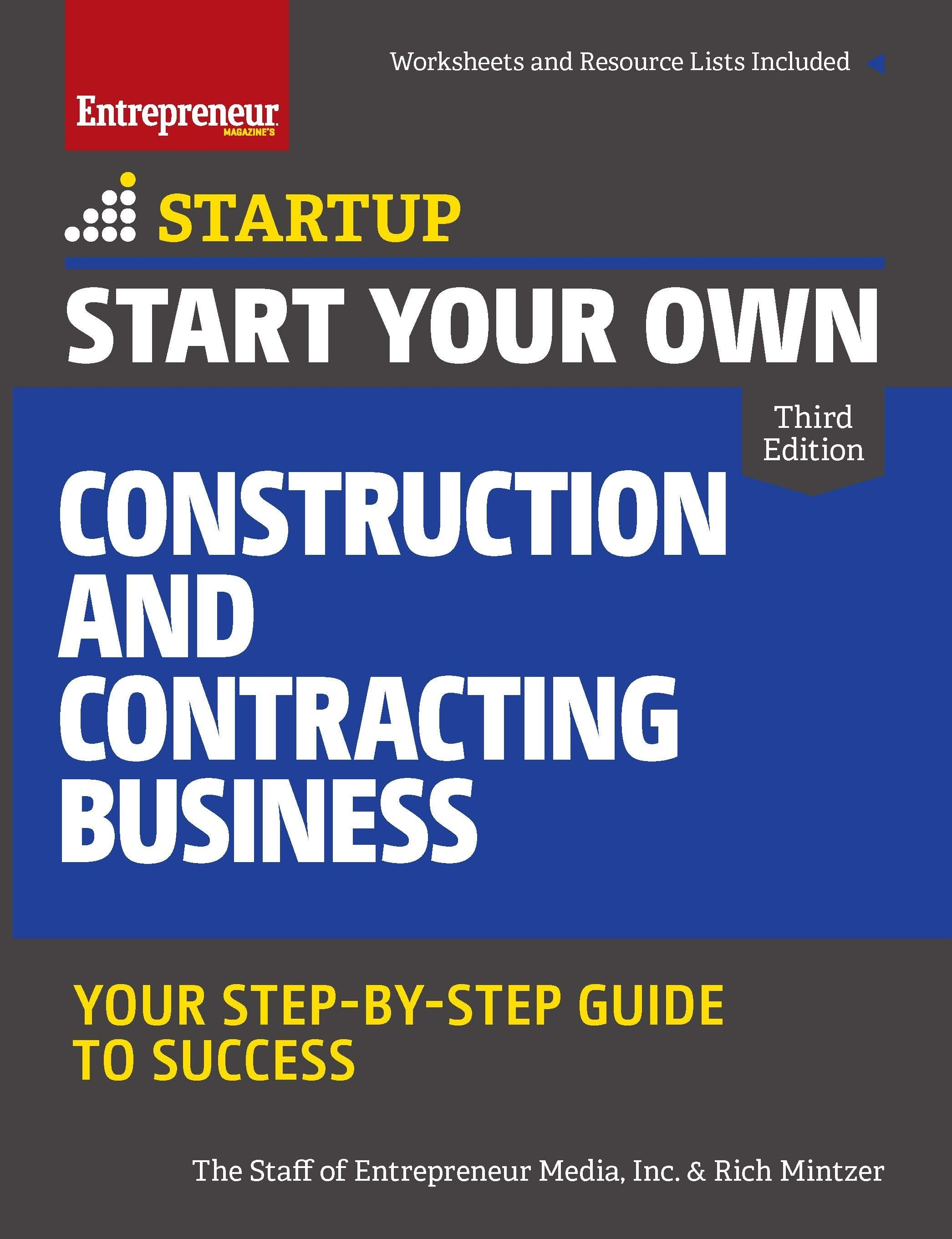 10 Lovable Ideas To Start Your Own Business start your own construction and contracting business 2020