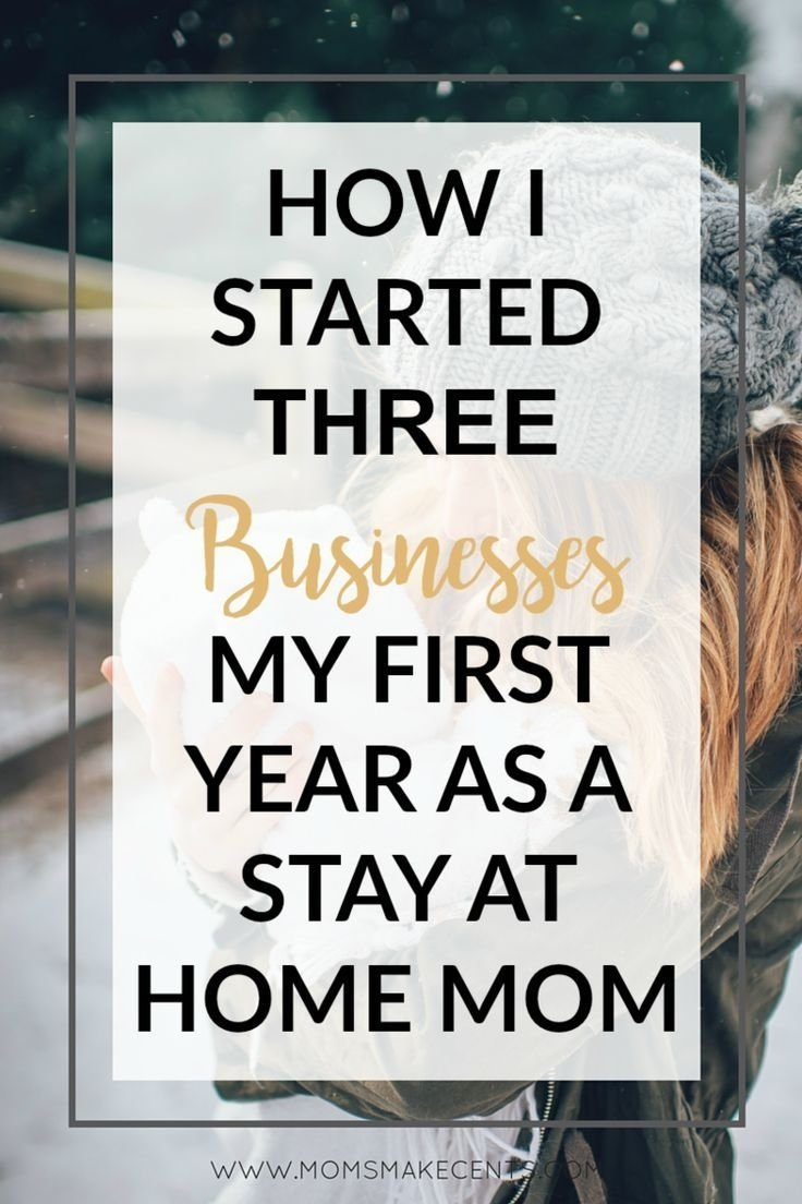 10 Beautiful Stay At Home Mom Business Ideas