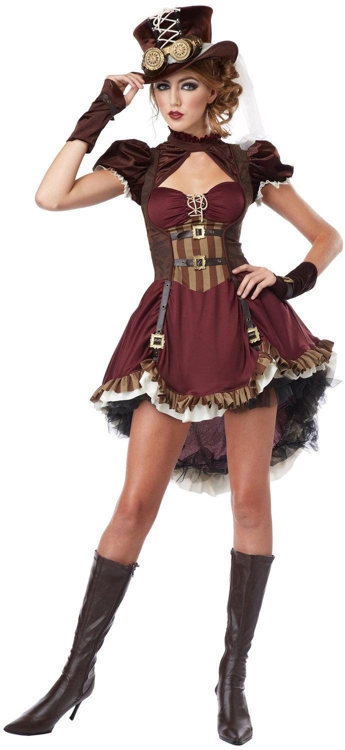 10 Nice Halloween Costume Ideas For Teenage Girls steampunk costume home new costumes new costumes for kids 2021