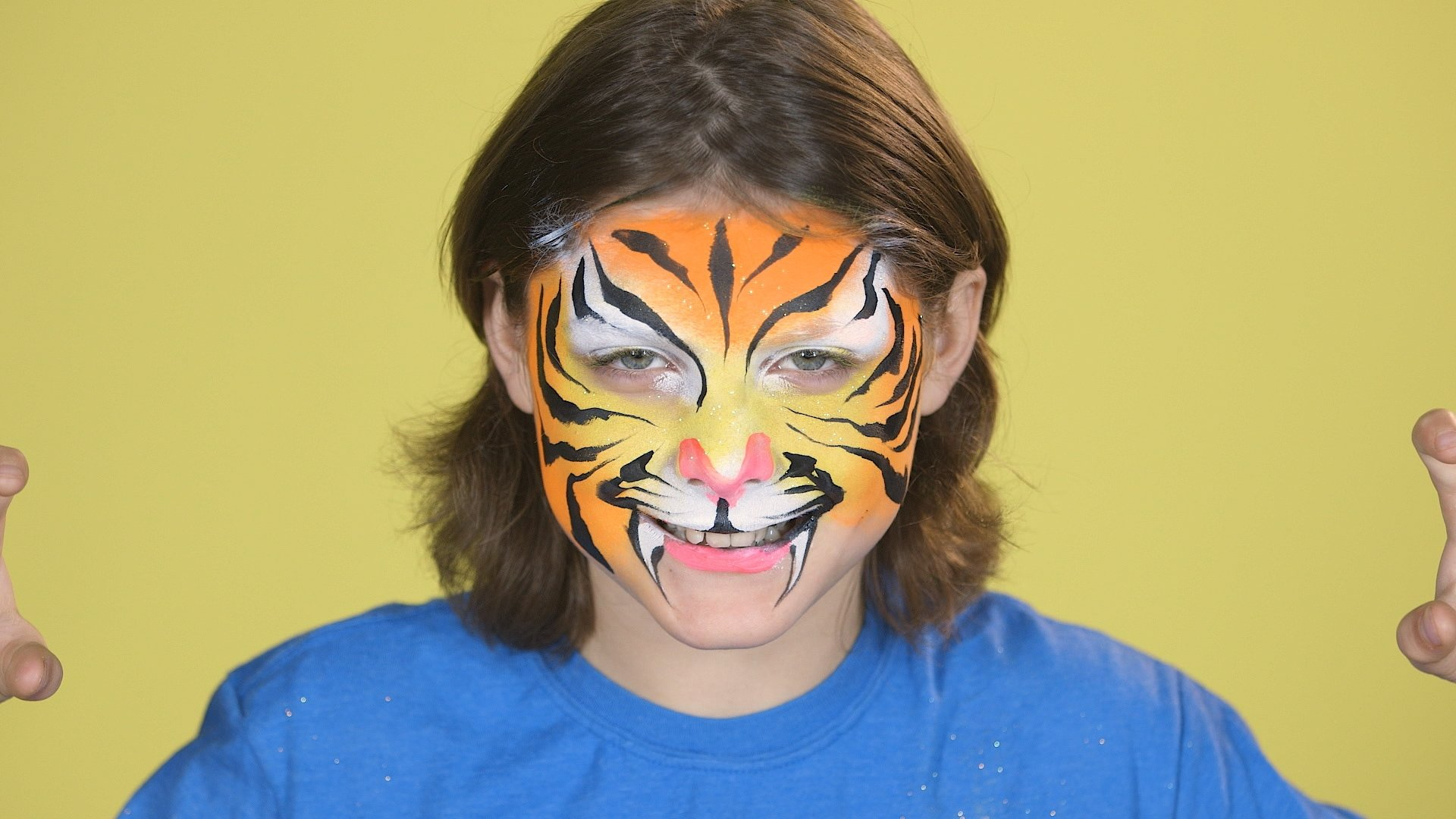 10 Unique Easy Halloween Face Painting Ideas step by step face painting ideas 2020