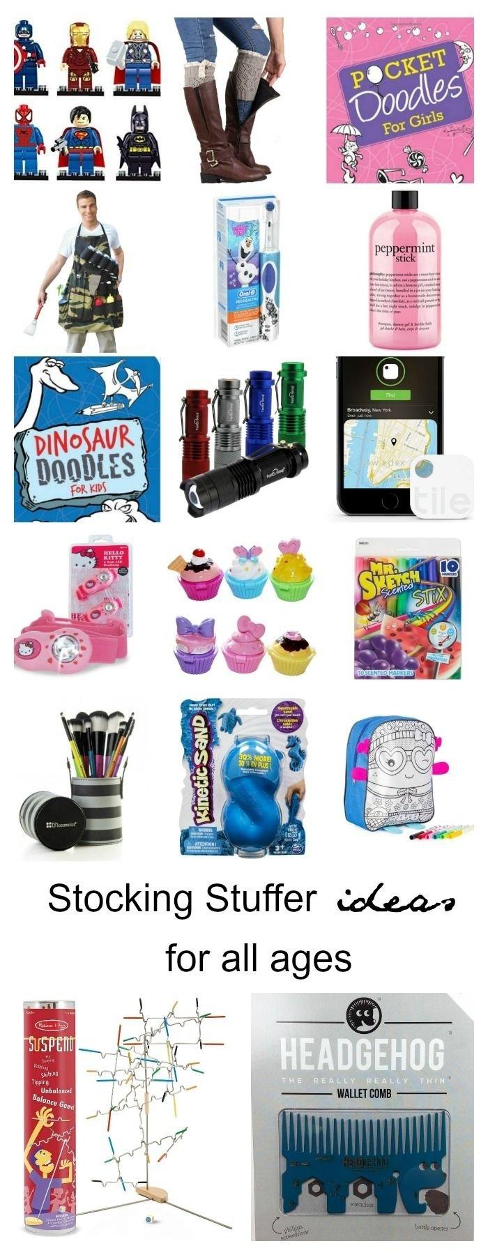 10 Pretty Stocking Stuffer Ideas For Teenage Girls stocking stuffer ideas for all ages