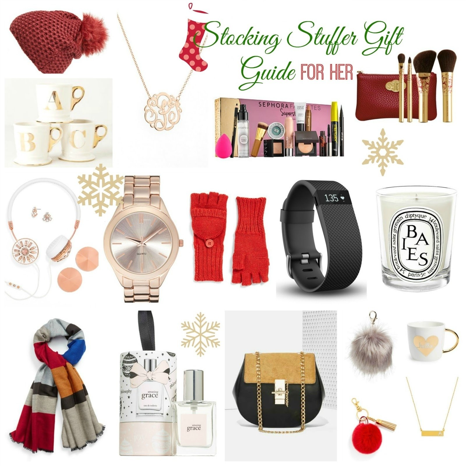 stocking stuffer ideas for her - kiss me darling