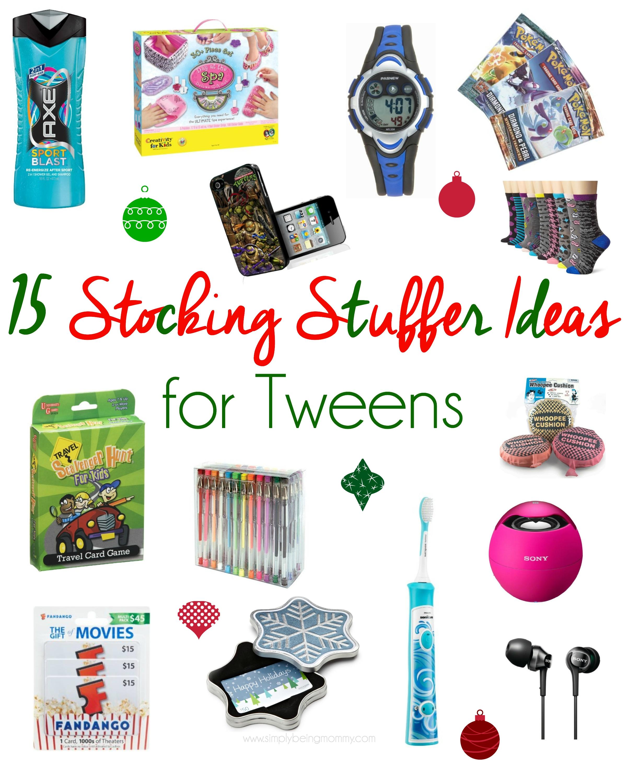 10 Pretty Stocking Stuffer Ideas For Teenage Girls stocking stuffer ideas for tweens unique stocking stuffer 4