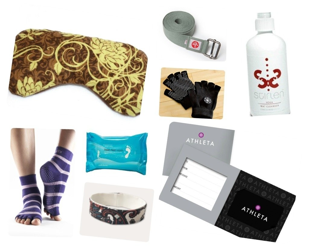 stocking stuffer ideas for yoga lovers - stylish life for moms