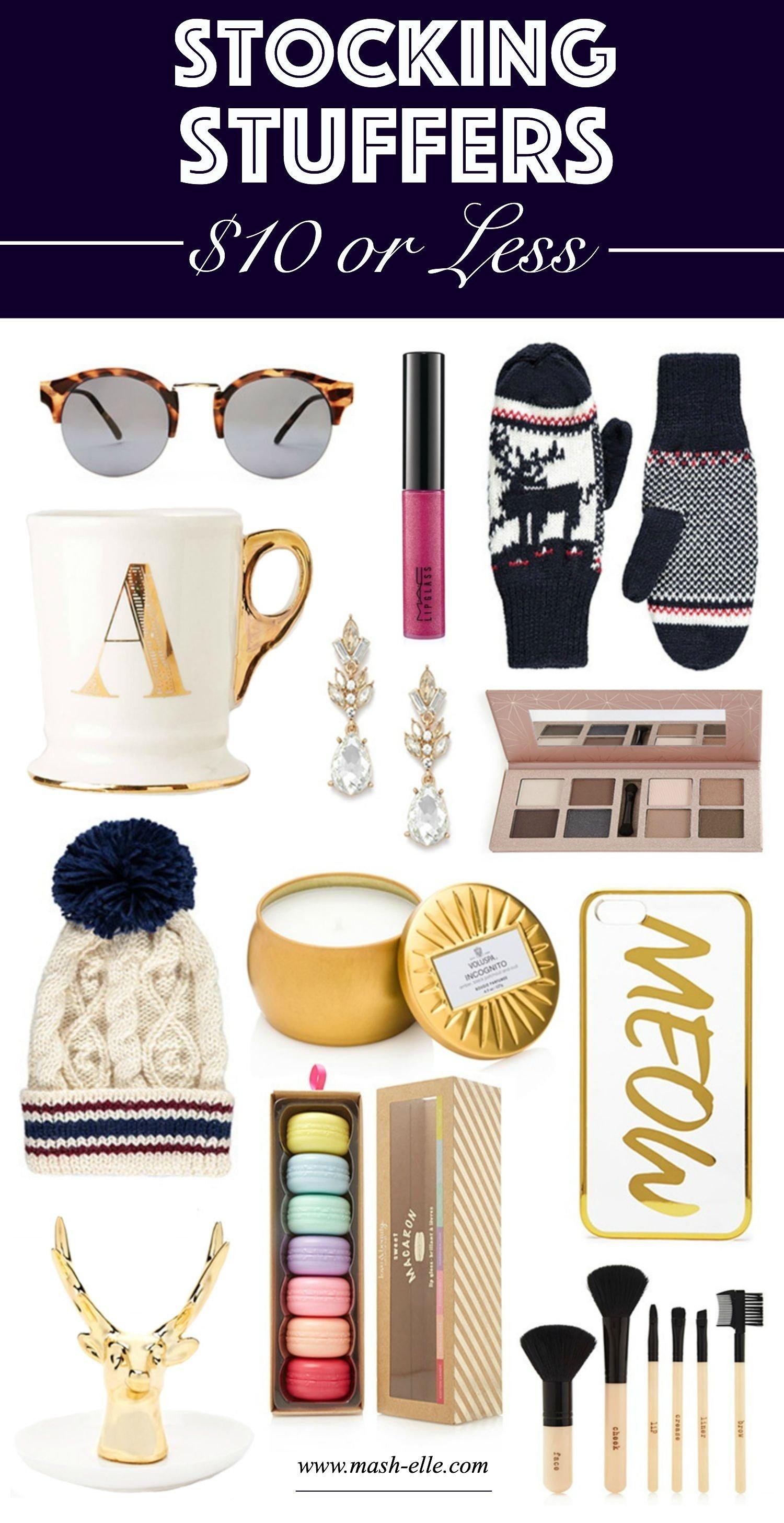 10 Lovable Stocking Stuffer Ideas For Her stocking stuffers for her for 10 or less stocking stuffers 2021