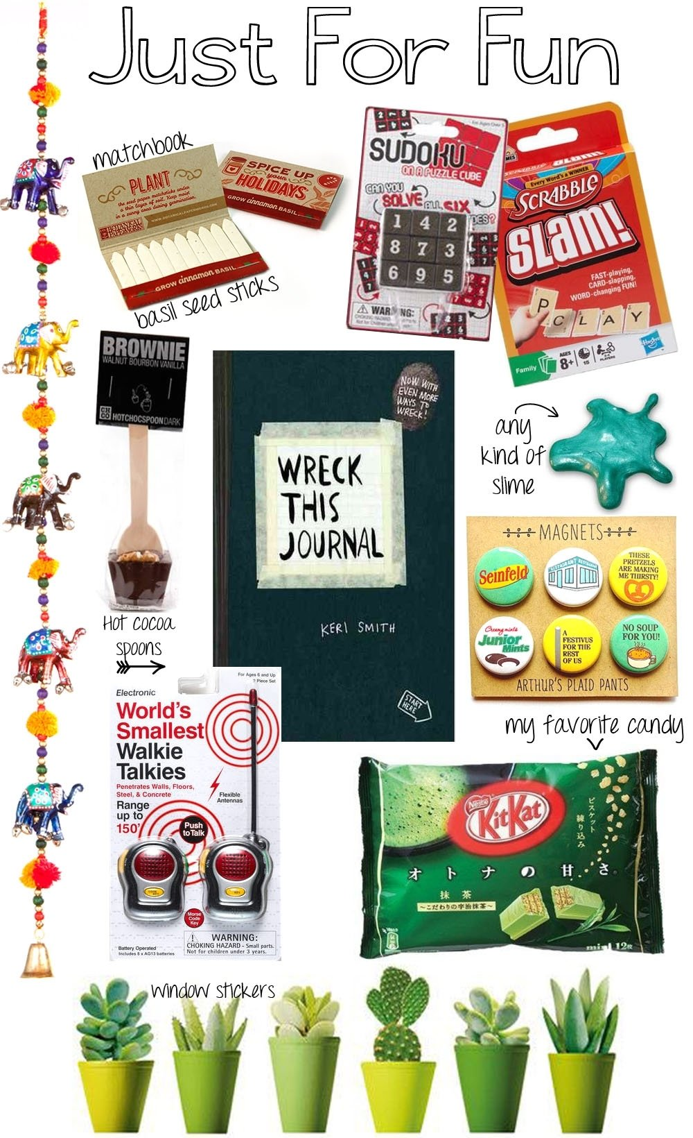 10 Amazing Stocking Stuffer Ideas For Wife stocking stuffers for her making mondays 10