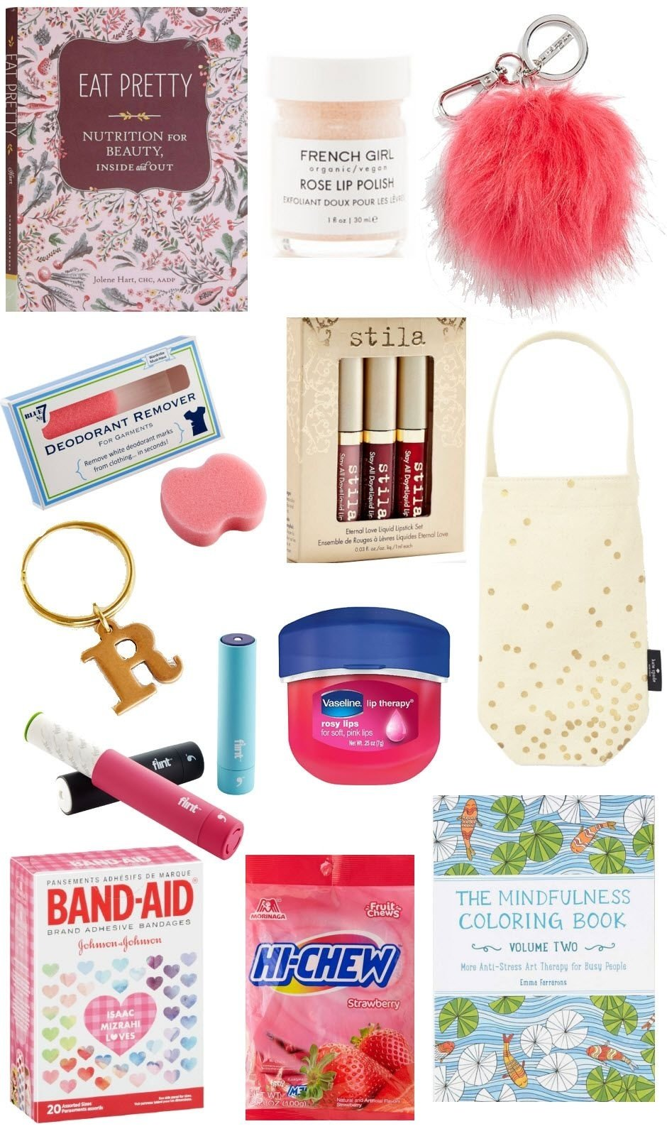10 Pretty Stocking Stuffer Ideas For Teenage Girls stocking stuffers for her stocking stuffers lifestyle blog and 2 2020