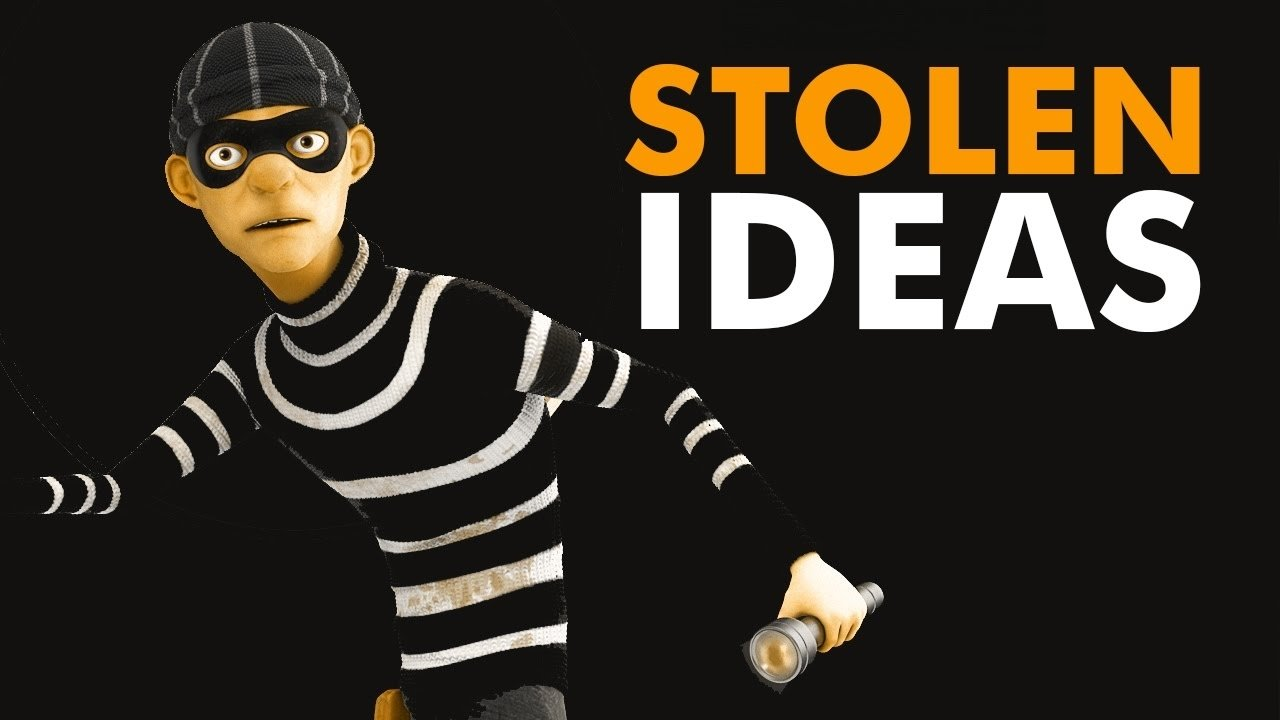 stolen ideas - how to prevent big companies from stealing your idea
