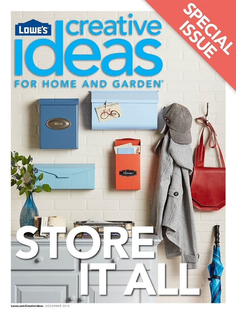 10 Elegant Lowes Com Subscribe Creative Ideas store it all lowes creative ideas digital magazine 2020