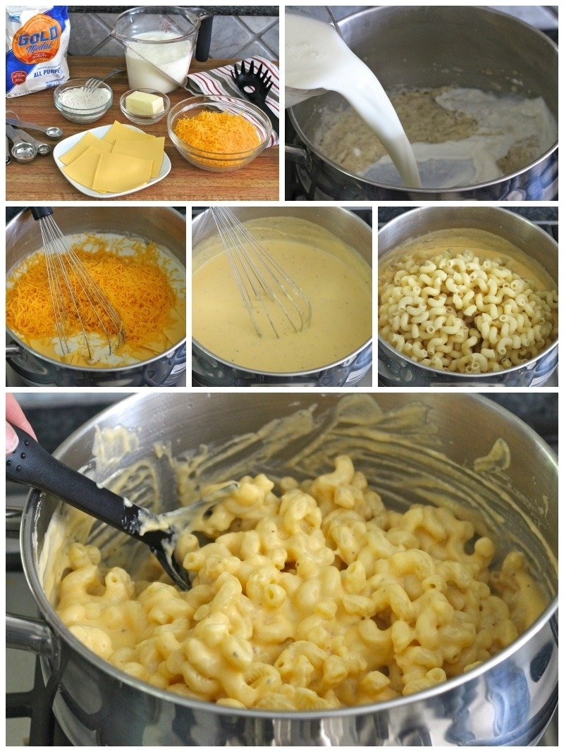 10 Attractive Mac And Cheese Dinner Ideas stovetop macaroni and cheese the bakermama 2020