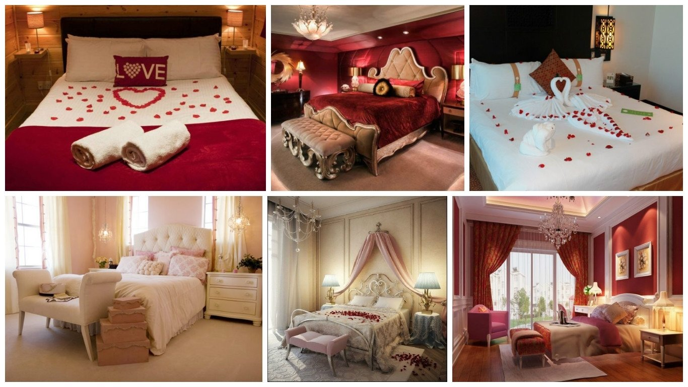 strikingly romantic ideas for her at home cool bedroom decorations