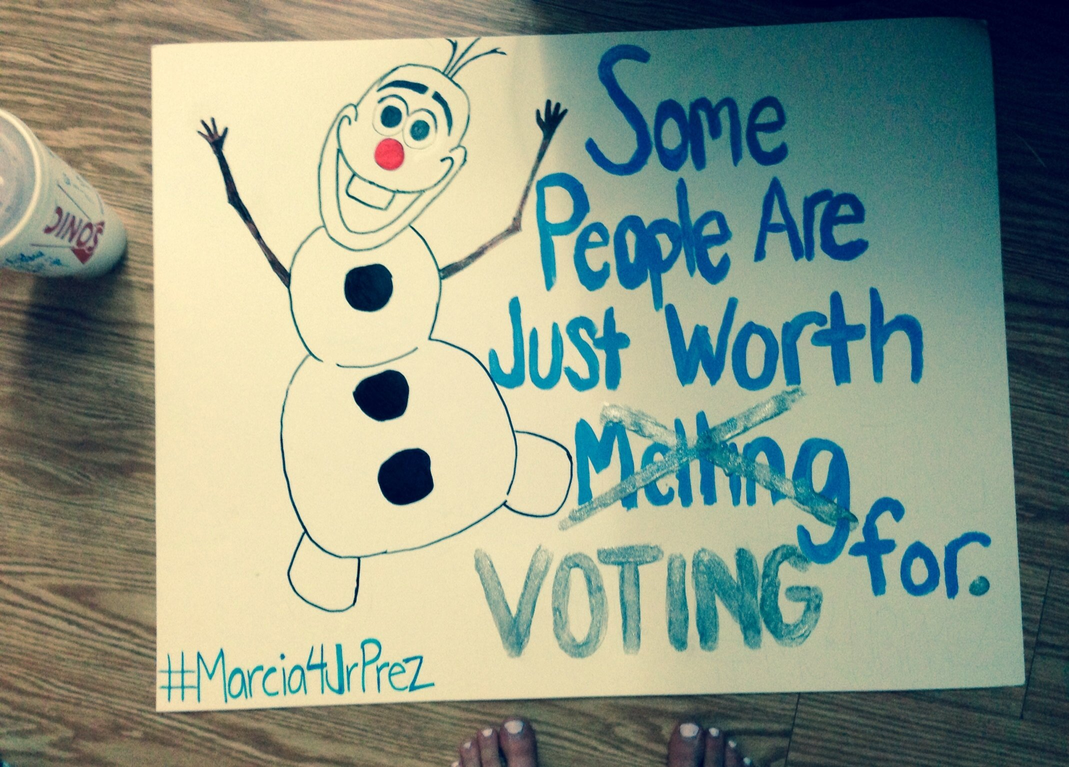 10 Stylish High School Student Council Ideas student council campaign poster craft pinterest campaign 2 2020