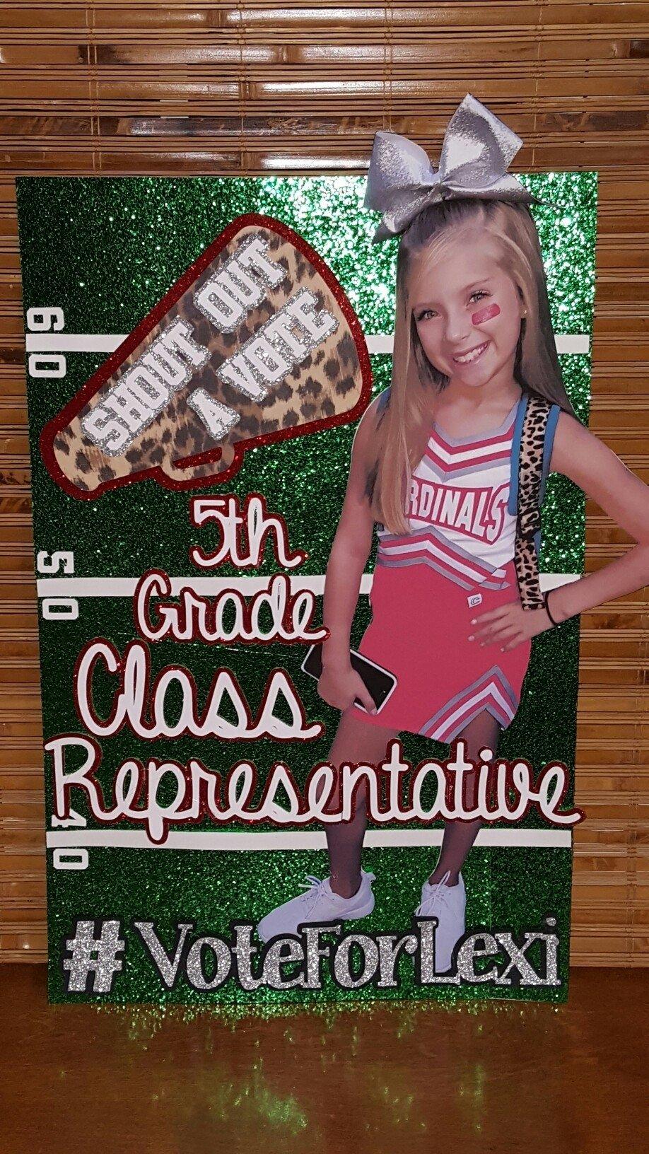 10 Attractive 5Th Grade Student Council Ideas student council class representative campaign posters 5th grade 2020