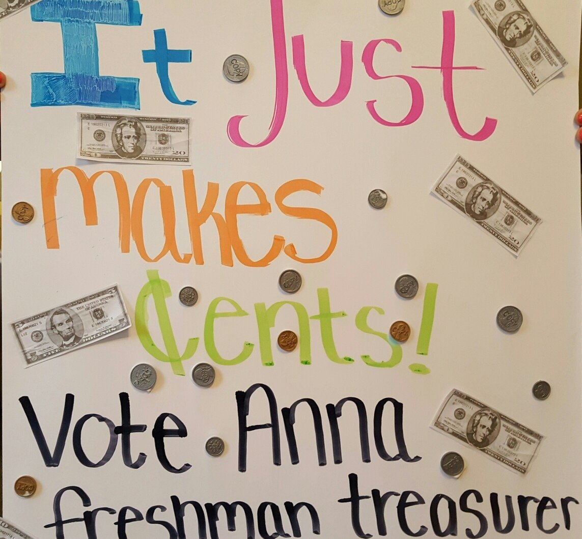 10 Awesome Student Council Campaign Poster Ideas student council posters student council pinterest students 1 2021