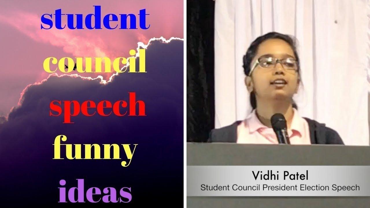 10 Stunning Funny Speech Ideas For Student Council student council speech funny ideas head boy speech pinterest 2020