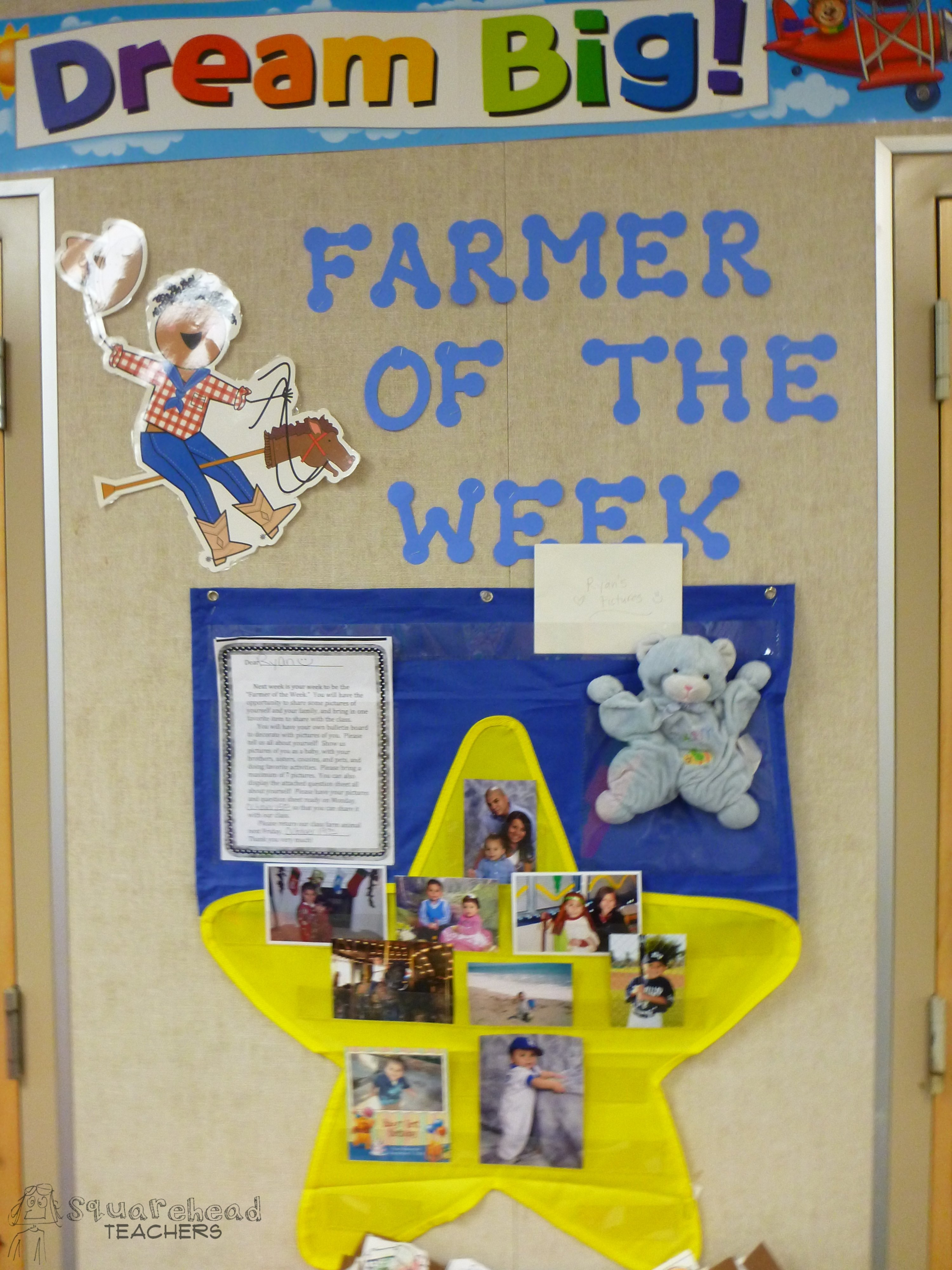 student of the week ideas | squarehead teachers