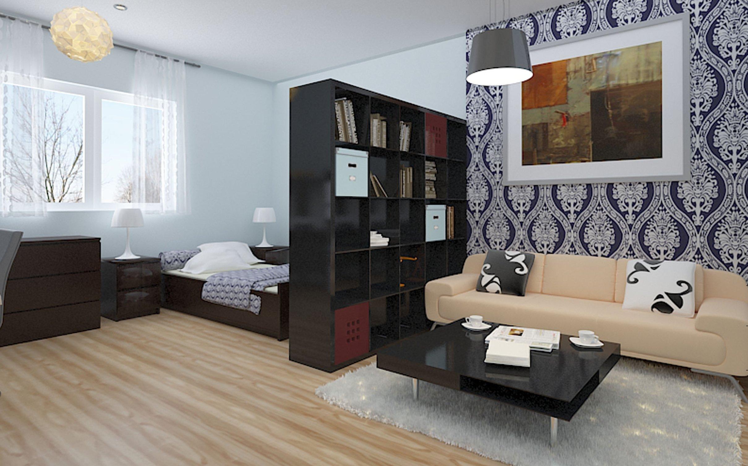10 Ideal Small Studio Apartment Decorating Ideas studio apartments design internetunblock internetunblock 2020