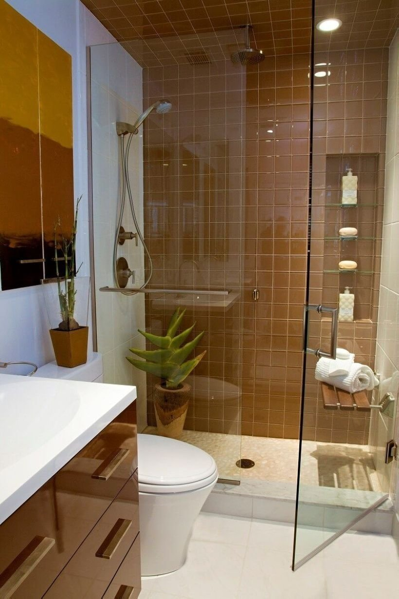 stunning 35 easy bathroom remodeling ideas for small bathrooms http