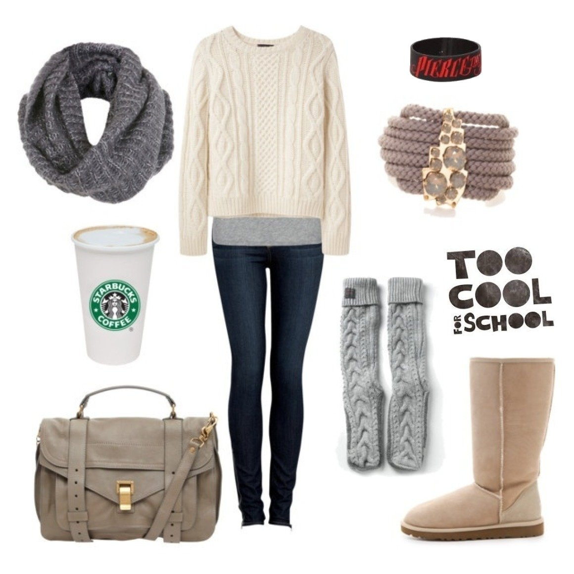 10 Lovable Cute Outfits Ideas For School stunning back to school outfit fashionoah 2020