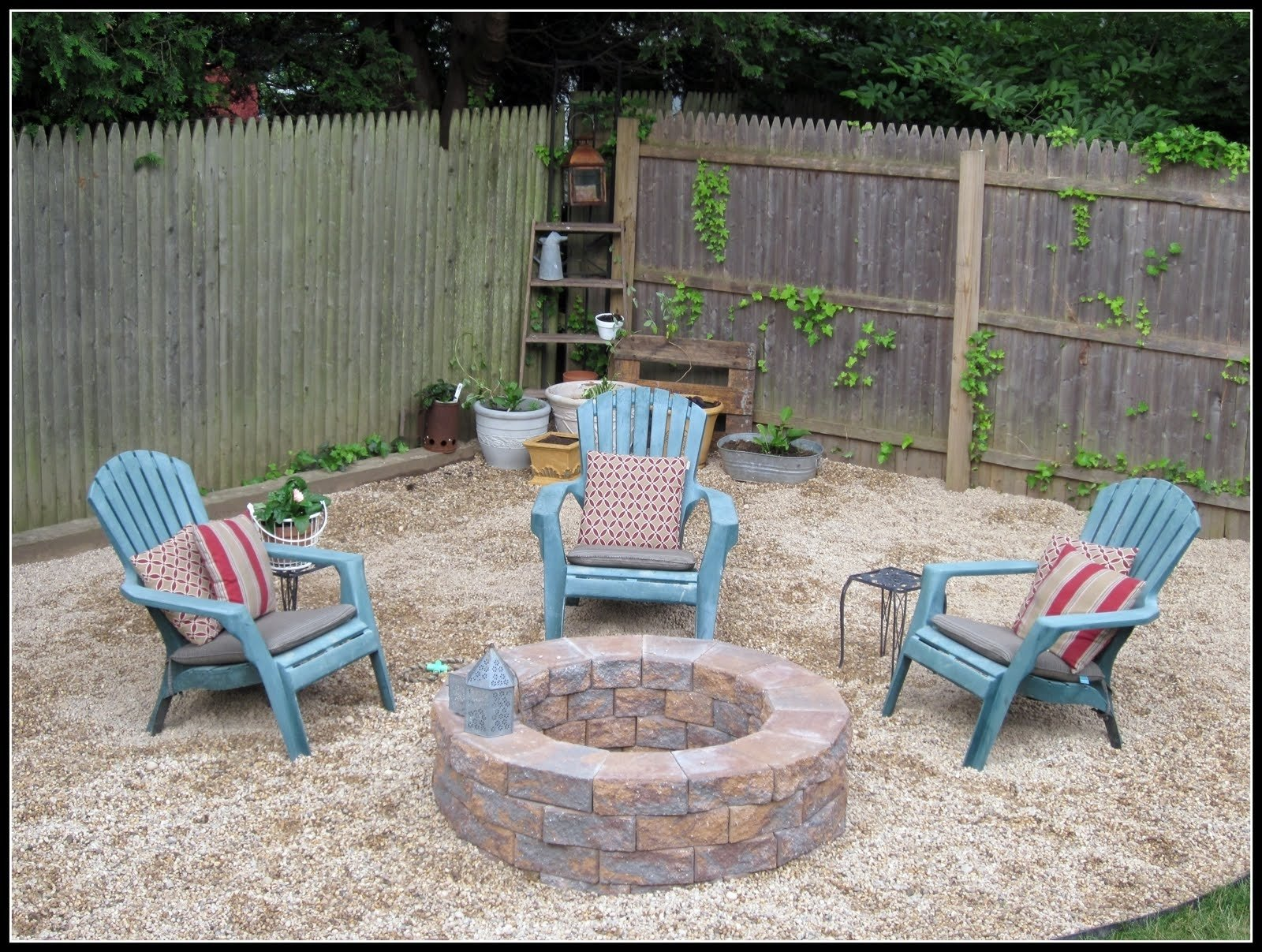 10 Beautiful Simple Backyard Fire Pit Ideas stunning backyard fire pit ideas fireplace design ideas 2021