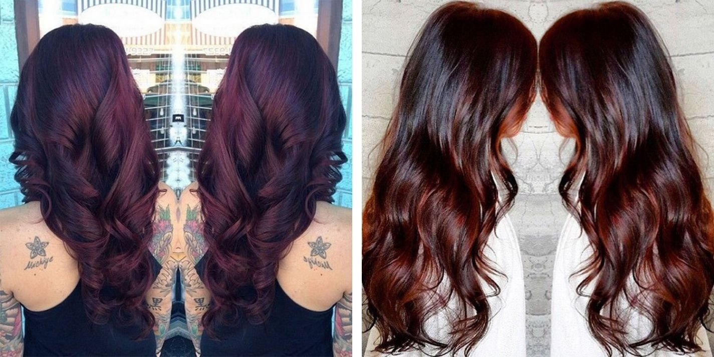 10 Awesome Hair Dye Ideas For Brunettes stunning cool hair color ideas for brunettes latest hairstyles and