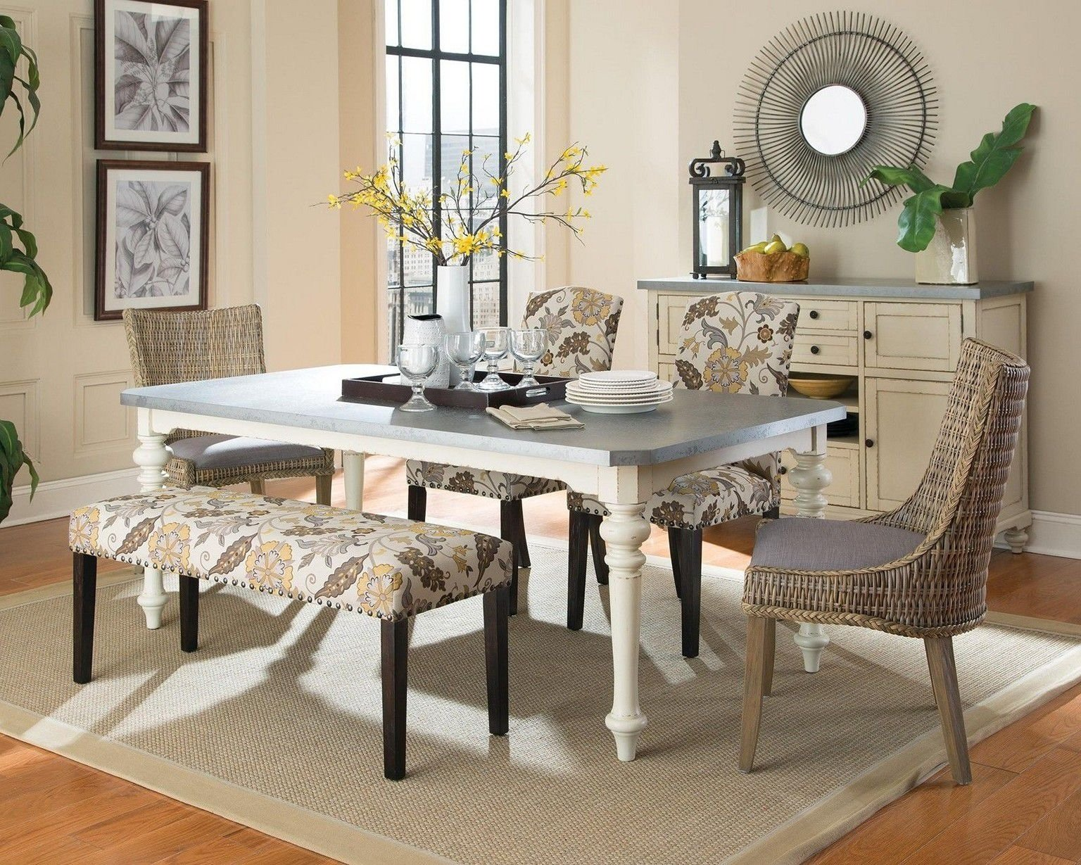 10 Fashionable Dining Room Decor Ideas Pictures stunning dining room decorating ideas for modern living midcityeast