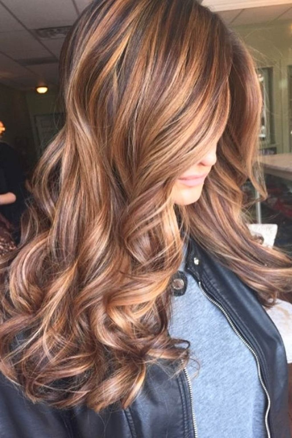 10 Spectacular Hair Color Ideas For Fall stunning fall hair color ideas 2017 trends 21 coiffures cheveux 1 2020