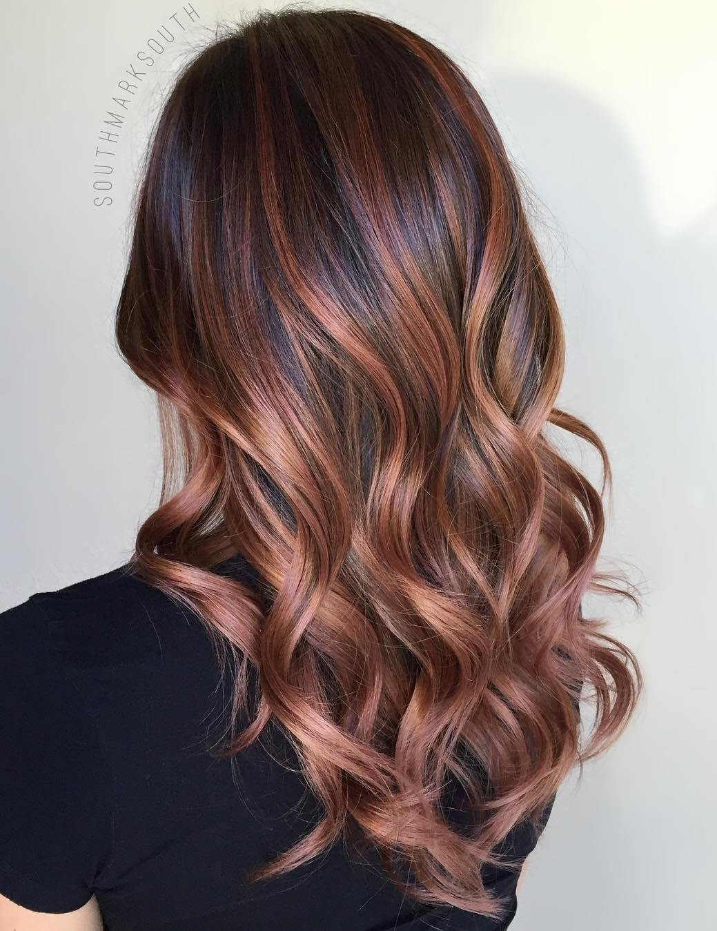 10 Fabulous Chocolate Brown Hair Color Ideas stunning flattering balayage hair color ideas u highlights image for 2020