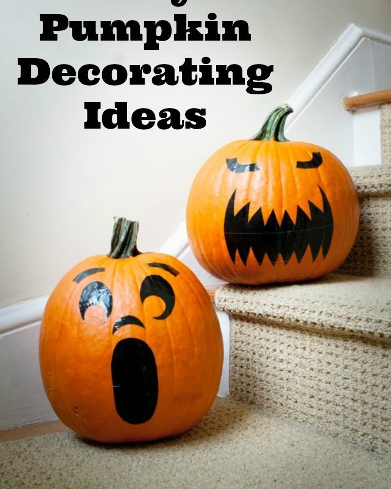 10 Beautiful Easy Pumpkin Decorating Ideas Without Carving Pumpkin stupendous likewise halloween door decorations as well halloween 2020