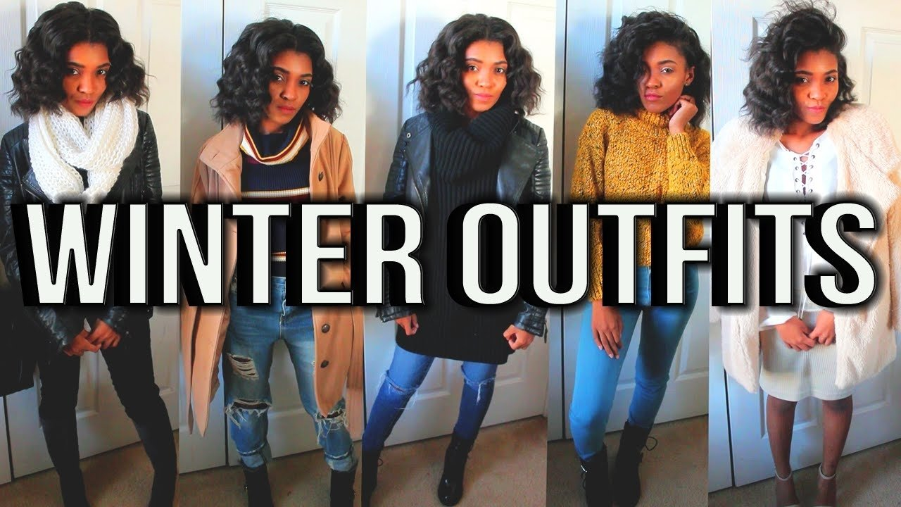 10 Most Popular Cute Outfit Ideas For Winter styling cute winter outfit ideas 2016 youtube