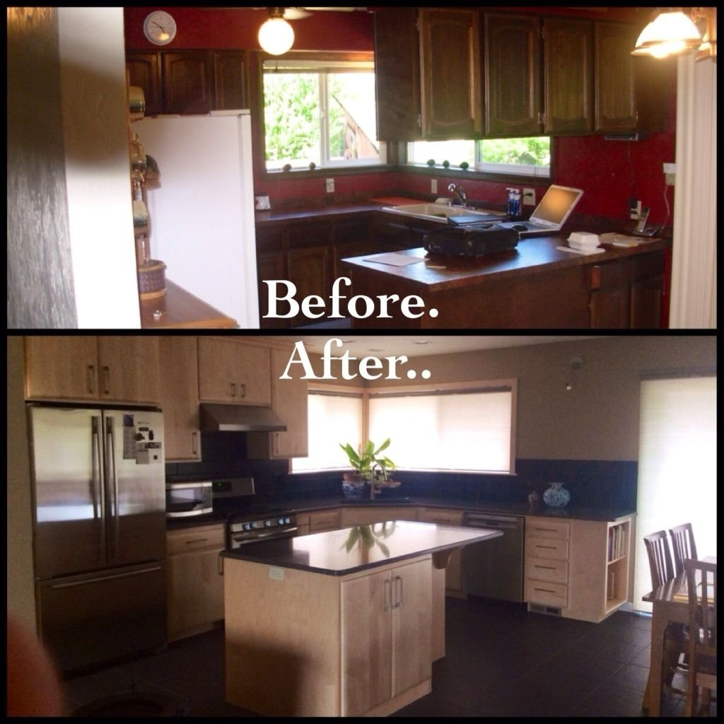 10 Fabulous Kitchen Remodel Ideas Before And After stylish small kitchen remodel before and after kitchen remodel