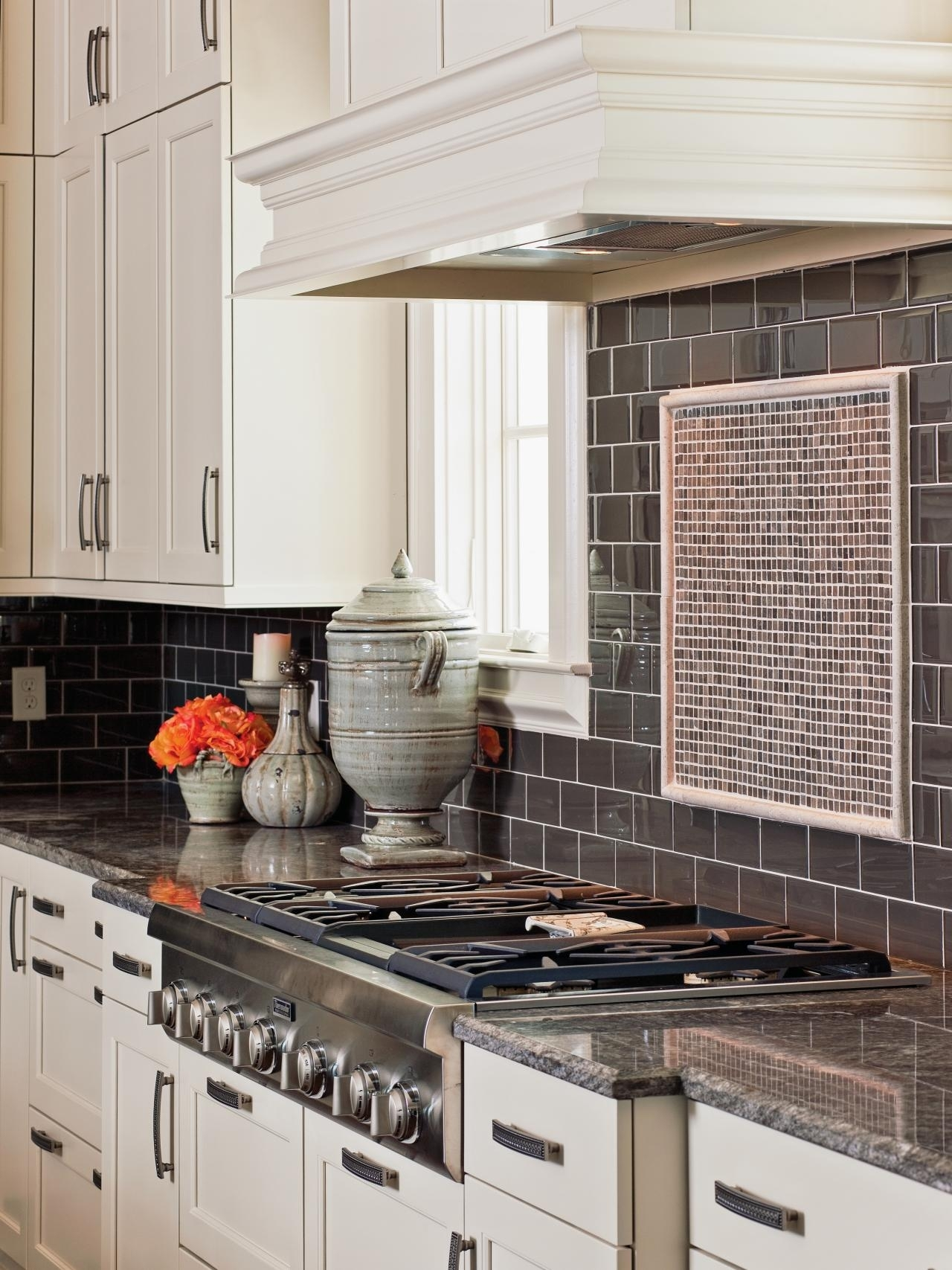 subway tile backsplashes: pictures, ideas & tips from hgtv | hgtv