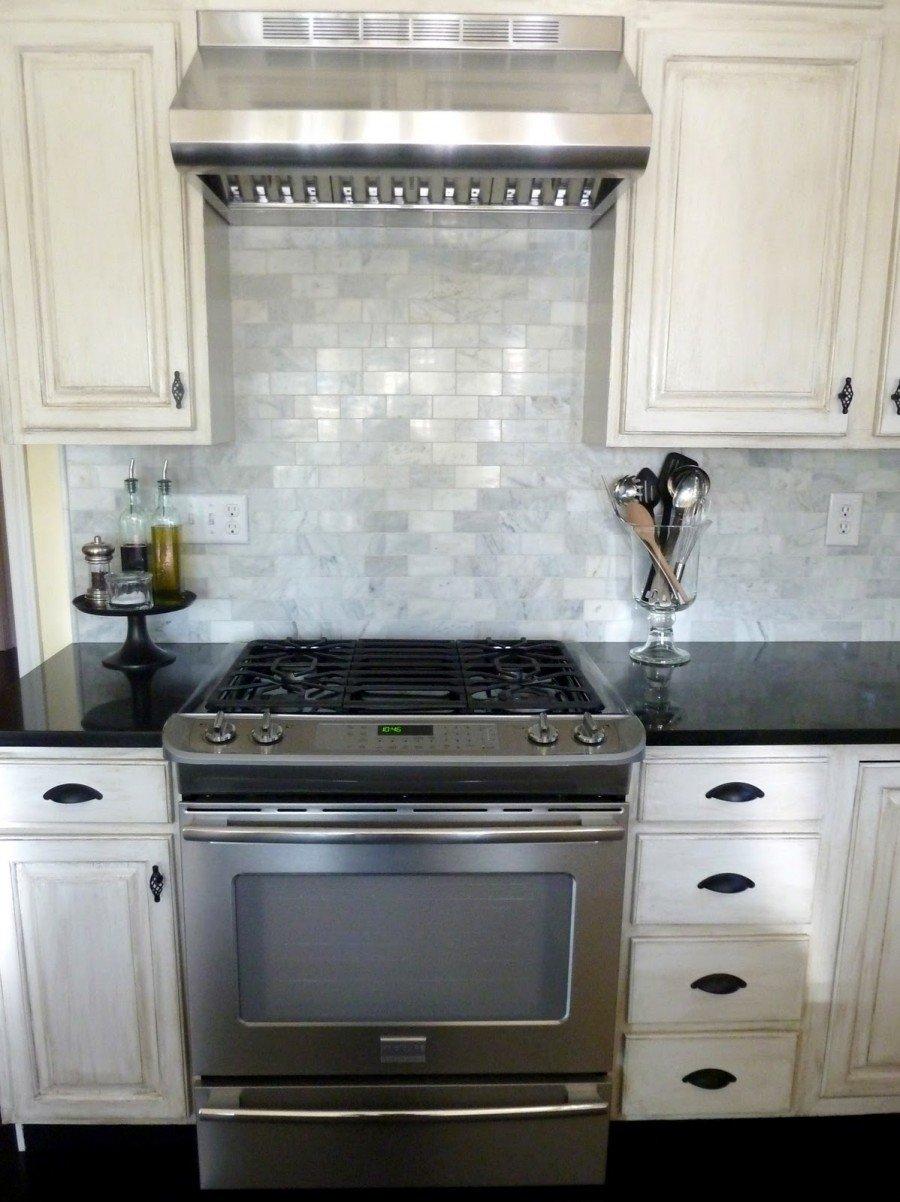 10 Gorgeous Subway Tile Kitchen Backsplash Ideas subway tile kitchen backsplash ideas home design and decor 2020