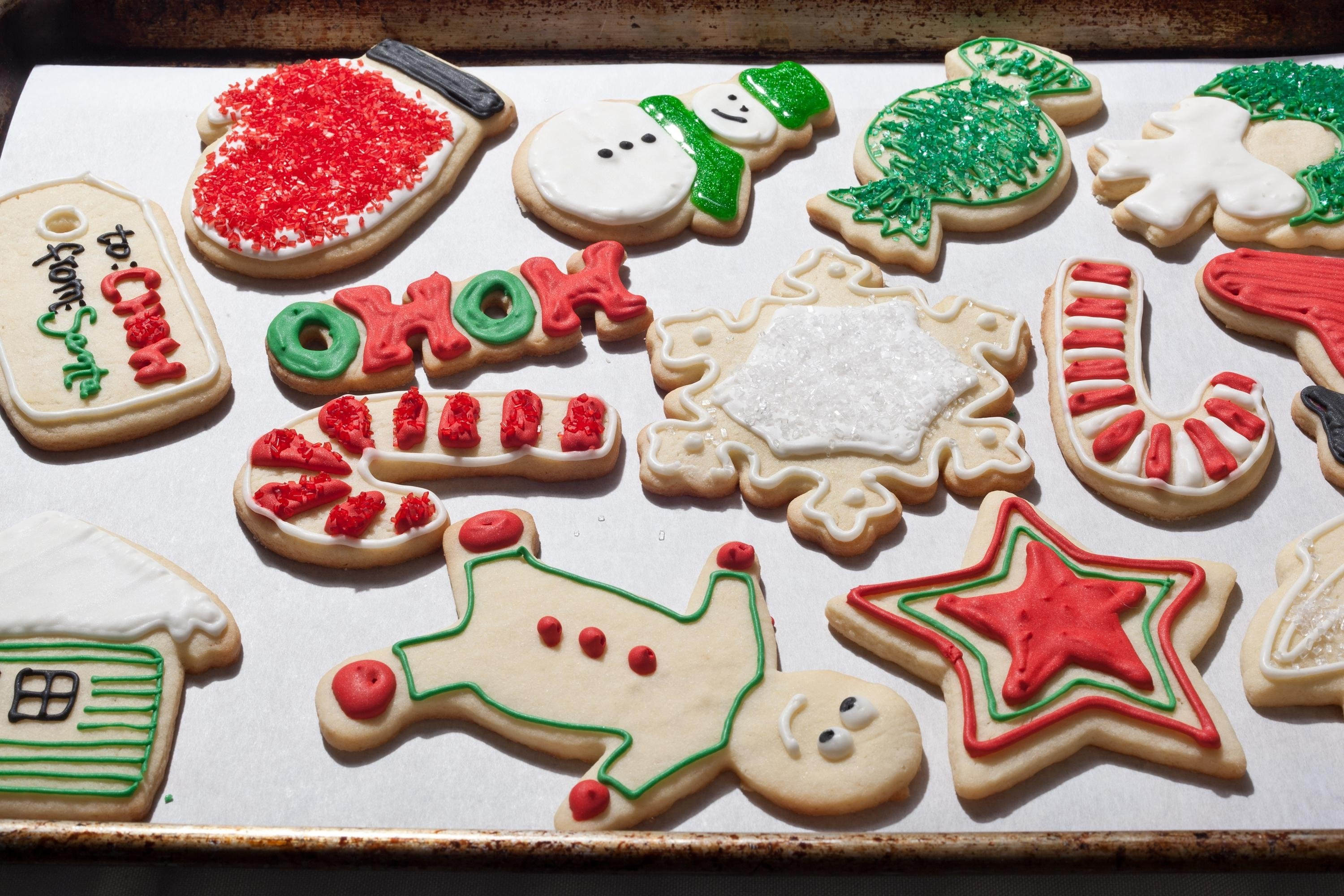 10 Ideal Christmas Sugar Cookie Decorating Ideas sugar cookies for christmas recipe chowhound 2020