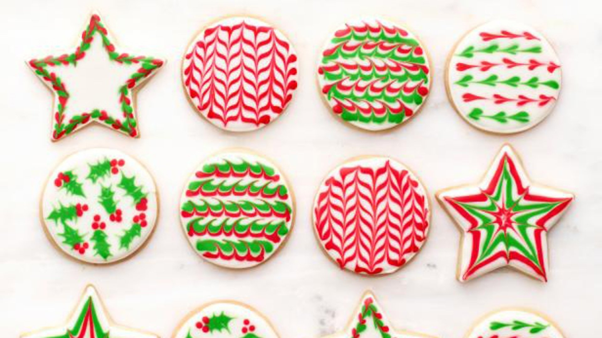 10 Ideal Christmas Sugar Cookie Decorating Ideas sugar cookies with royal icing food network 2020