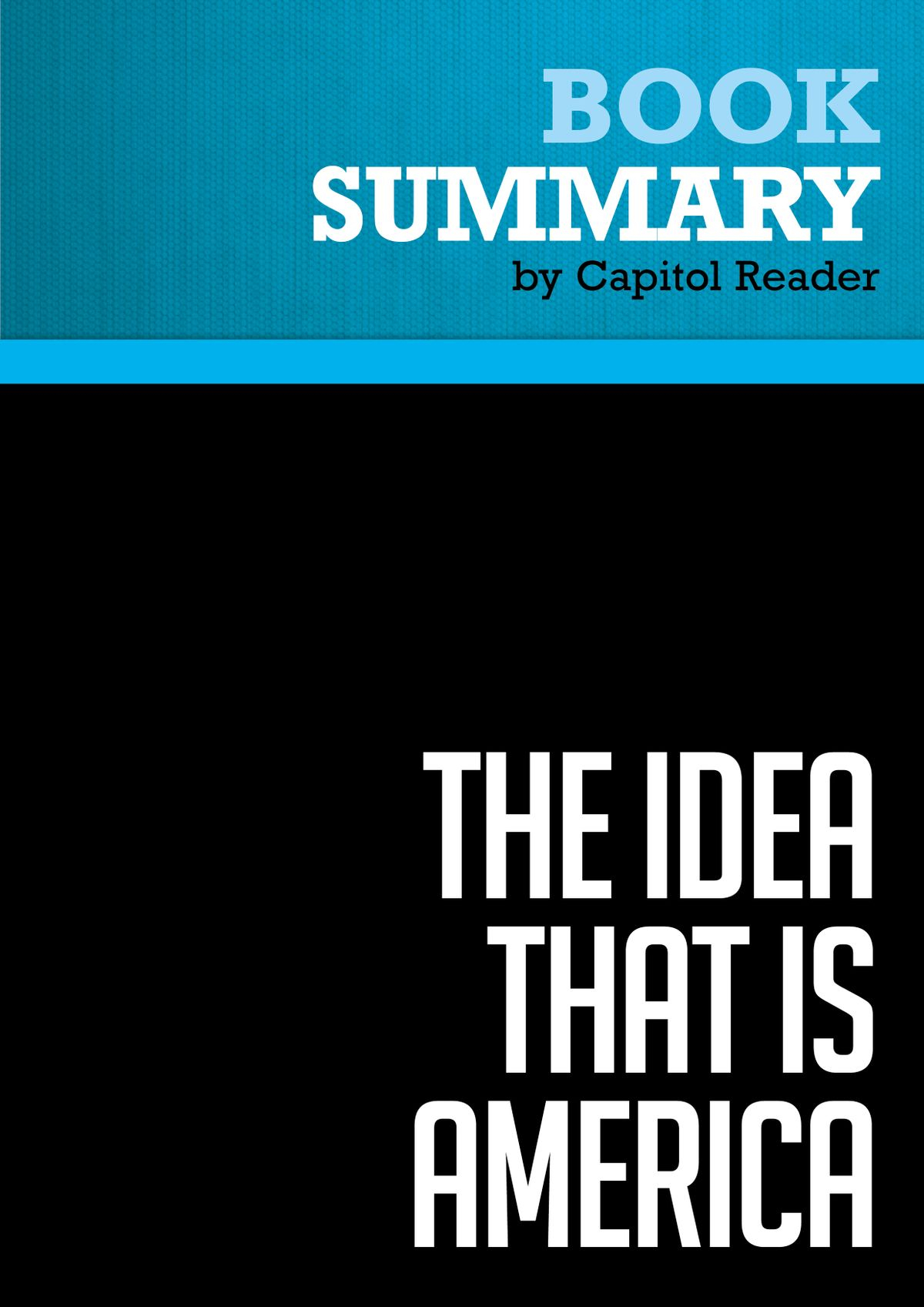 10 Elegant The Idea That Is America summary of the idea that is america keeping faith with our values 2020