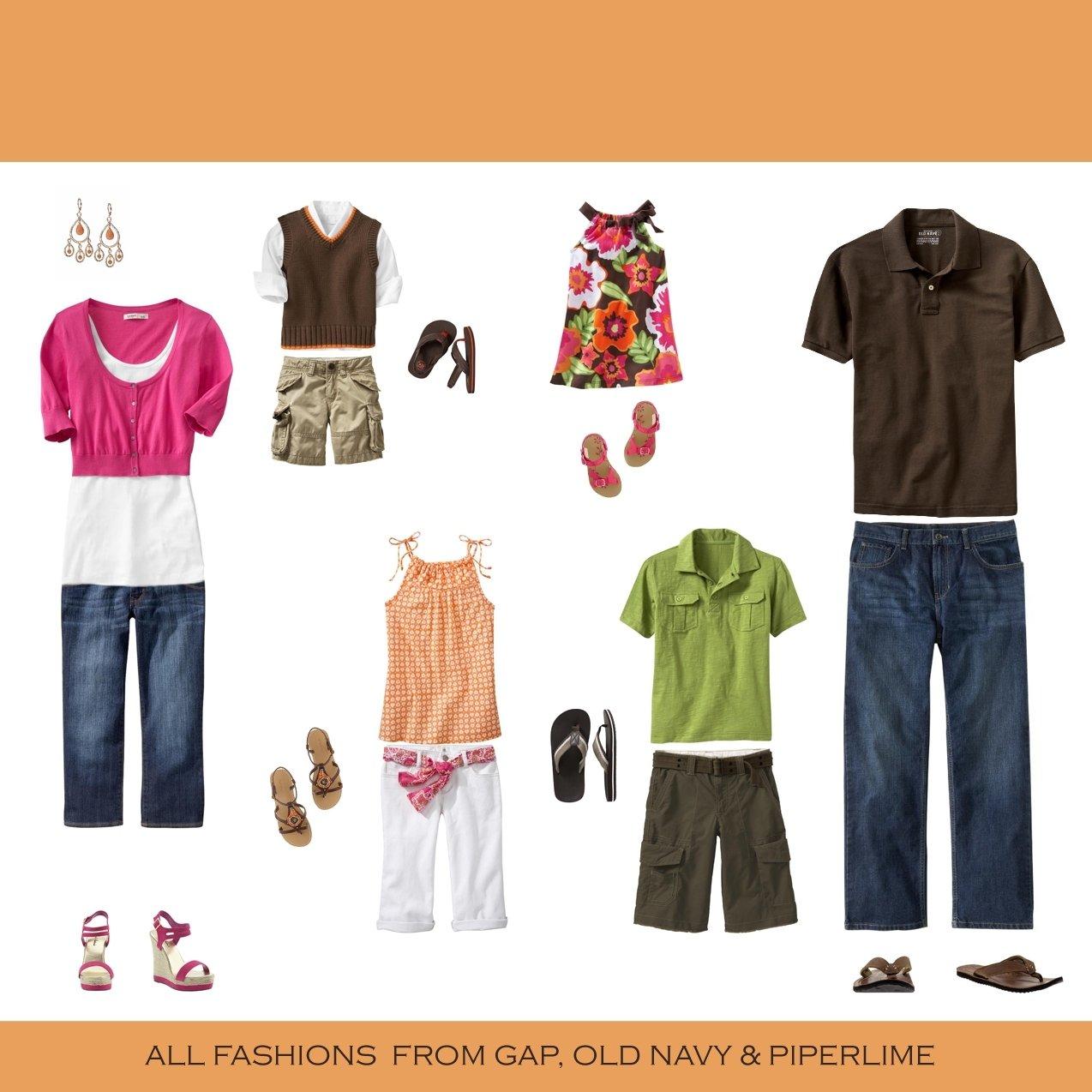 10 Cute Summer Family Photo Clothing Ideas summer family photo clothing ideas beach photography clothing ideas 2020