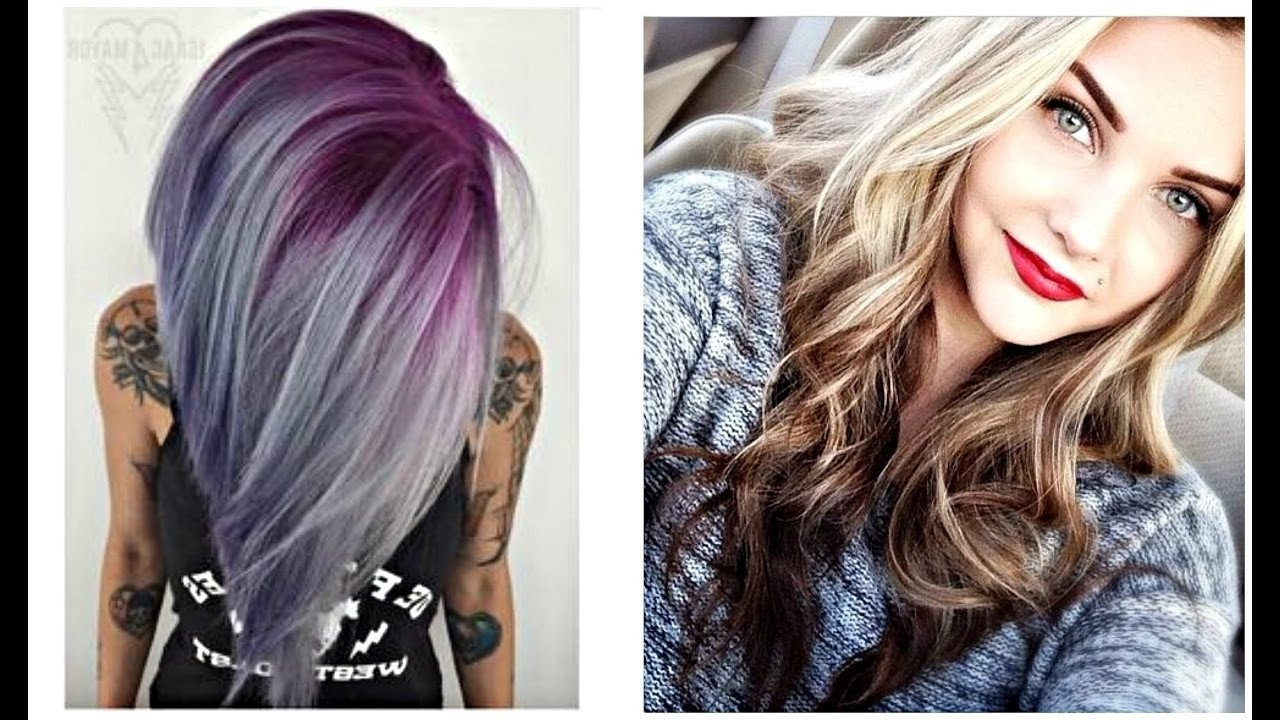 10 Attractive Hair Color Ideas For Summer summer hair color elegant 2017 summer hair color trends 2017 ombre 2020