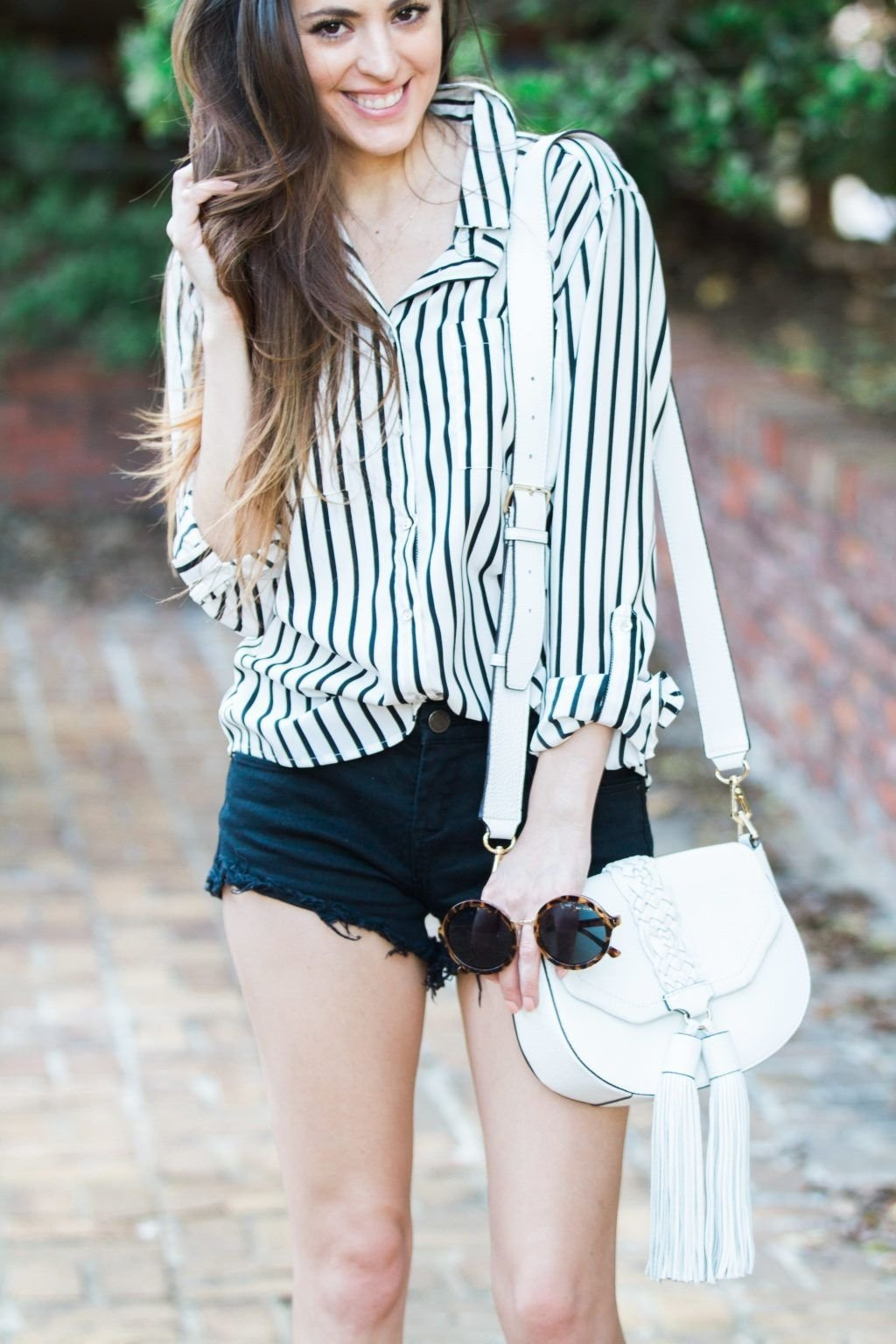 10 Unique Black And White Outfit Ideas summer neutrals neutral casual summer outfits and white outfits 2021