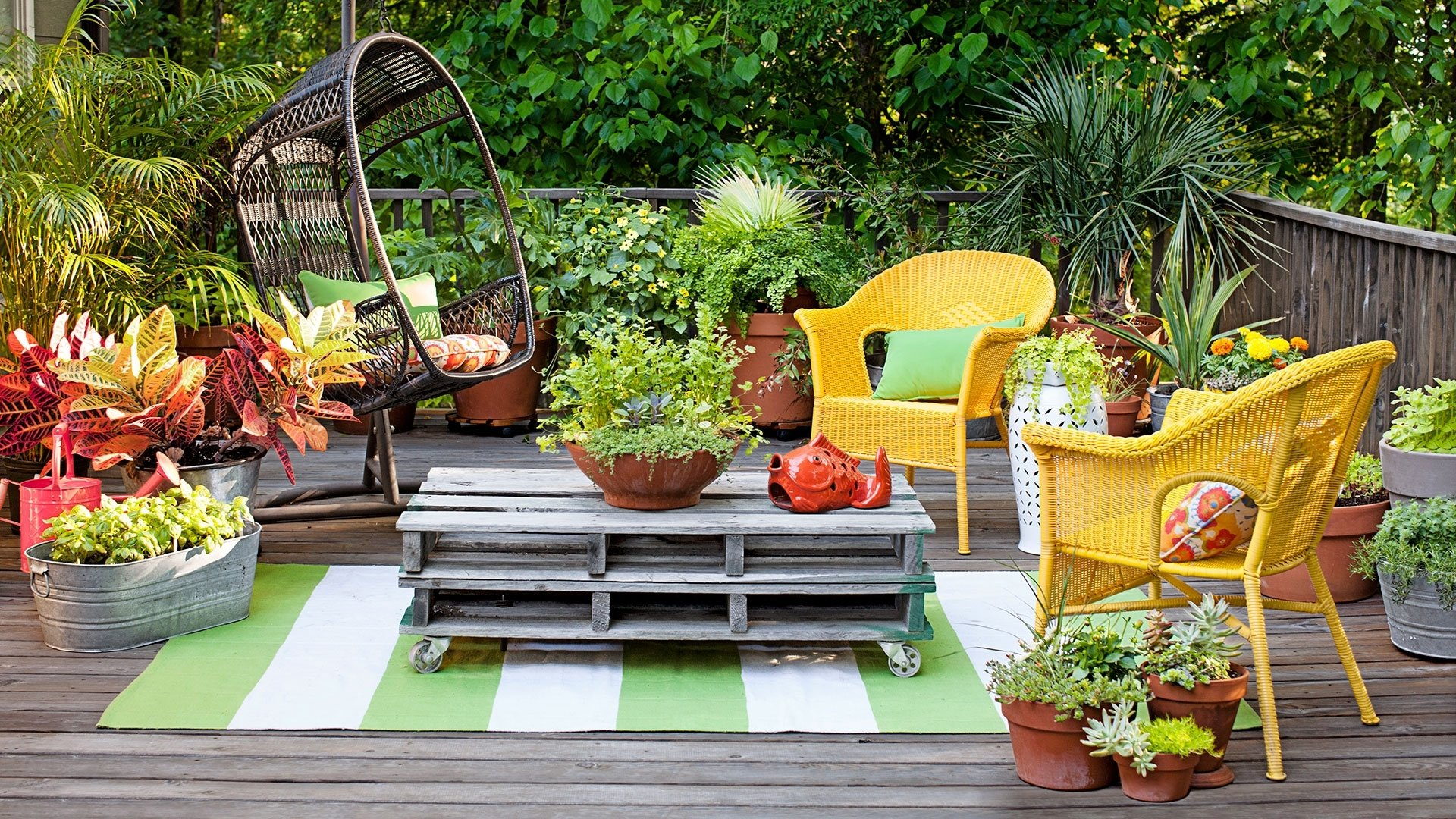 10 Stylish Outdoor Decorating Ideas For Summer summer outdoor decorating ideas 2018 home and design ideas 2020