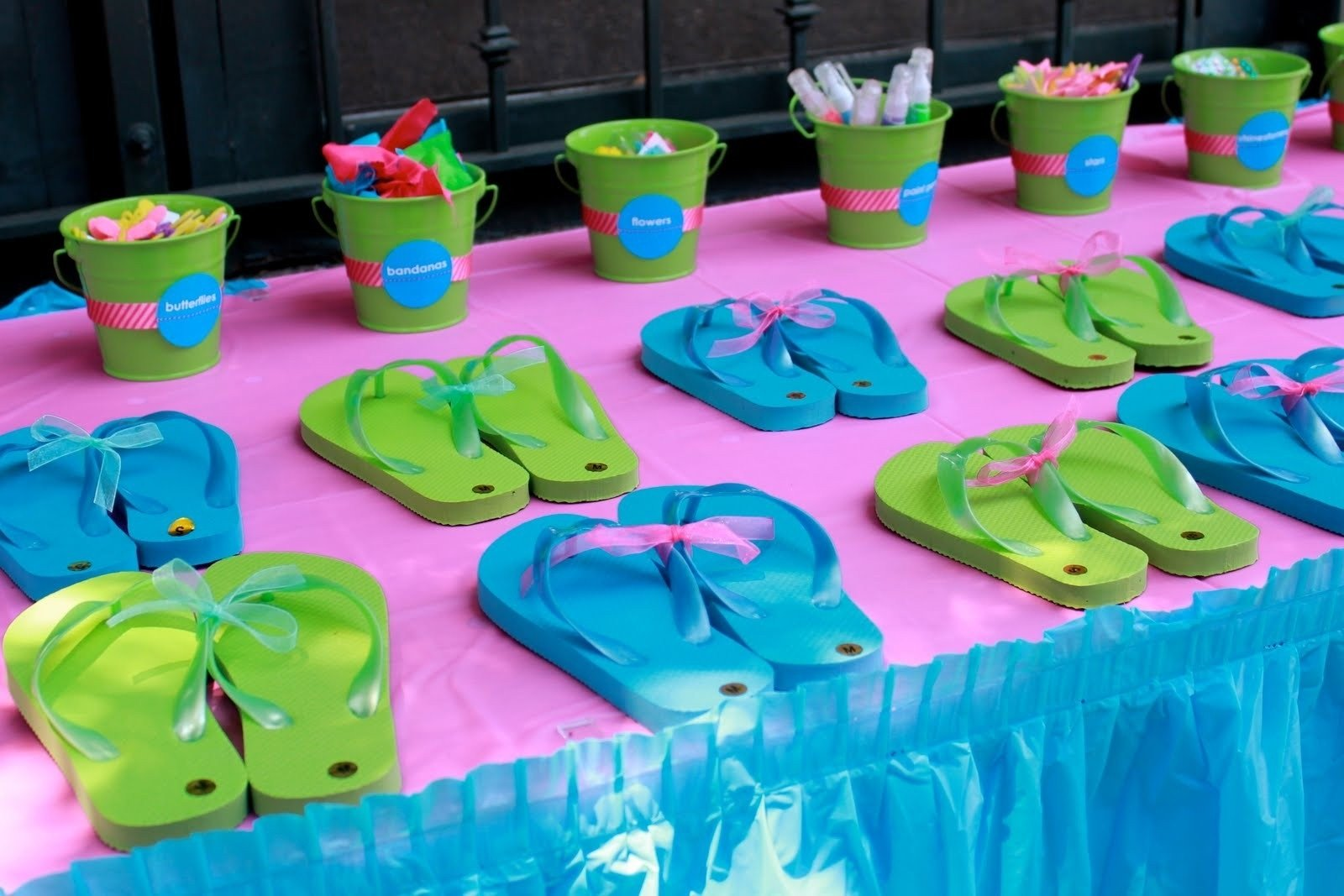 summer party ideas for teenagers | nice decoration