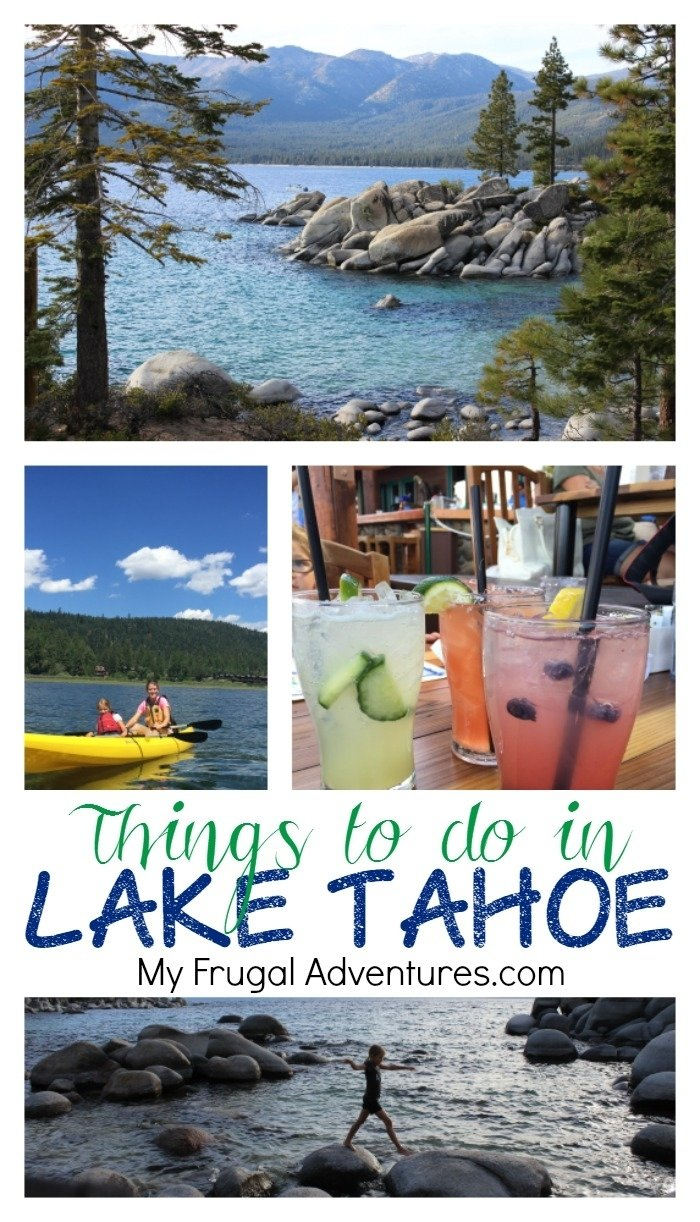10 Most Popular Summer Vacation Ideas For Families summer travel to lake tahoe with kids my frugal adventures 1