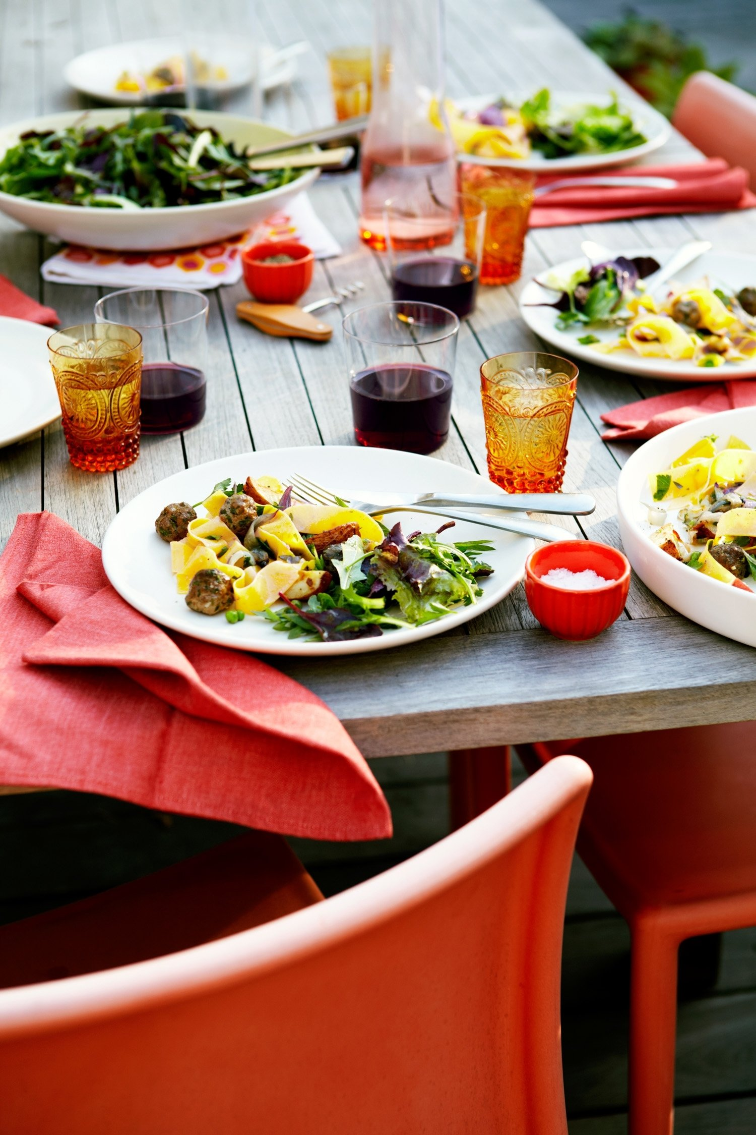10 Wonderful Ideas For A Dinner Party sunset magazine 2020